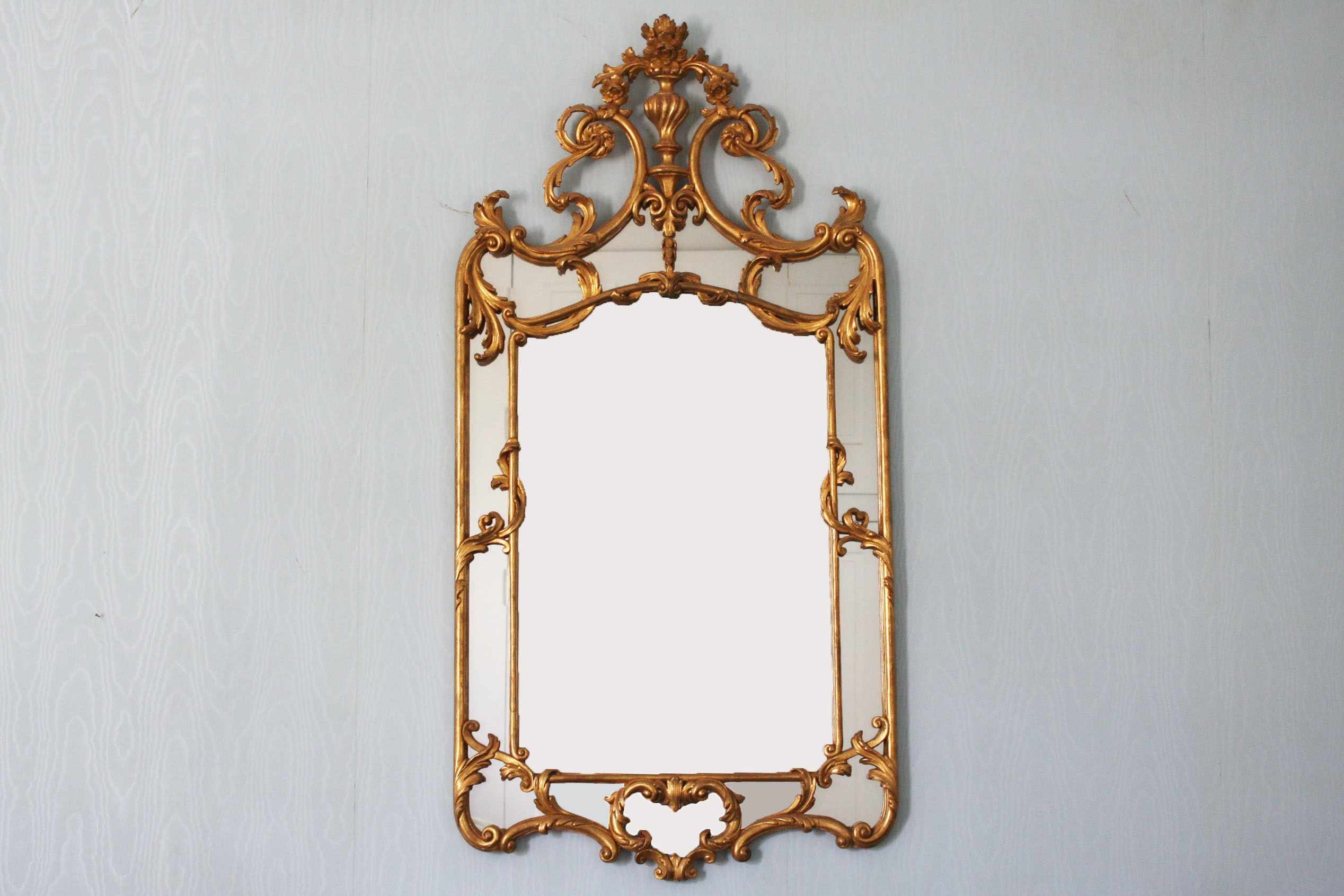 Rococo Style Wall Mirror