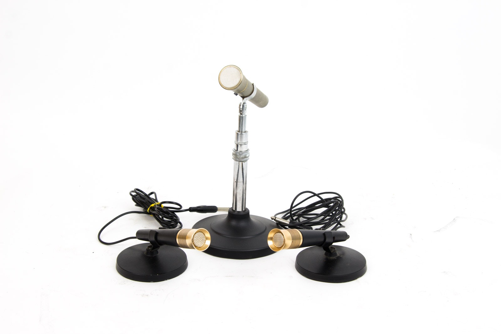 Vintage Dynamic Microphone Collection