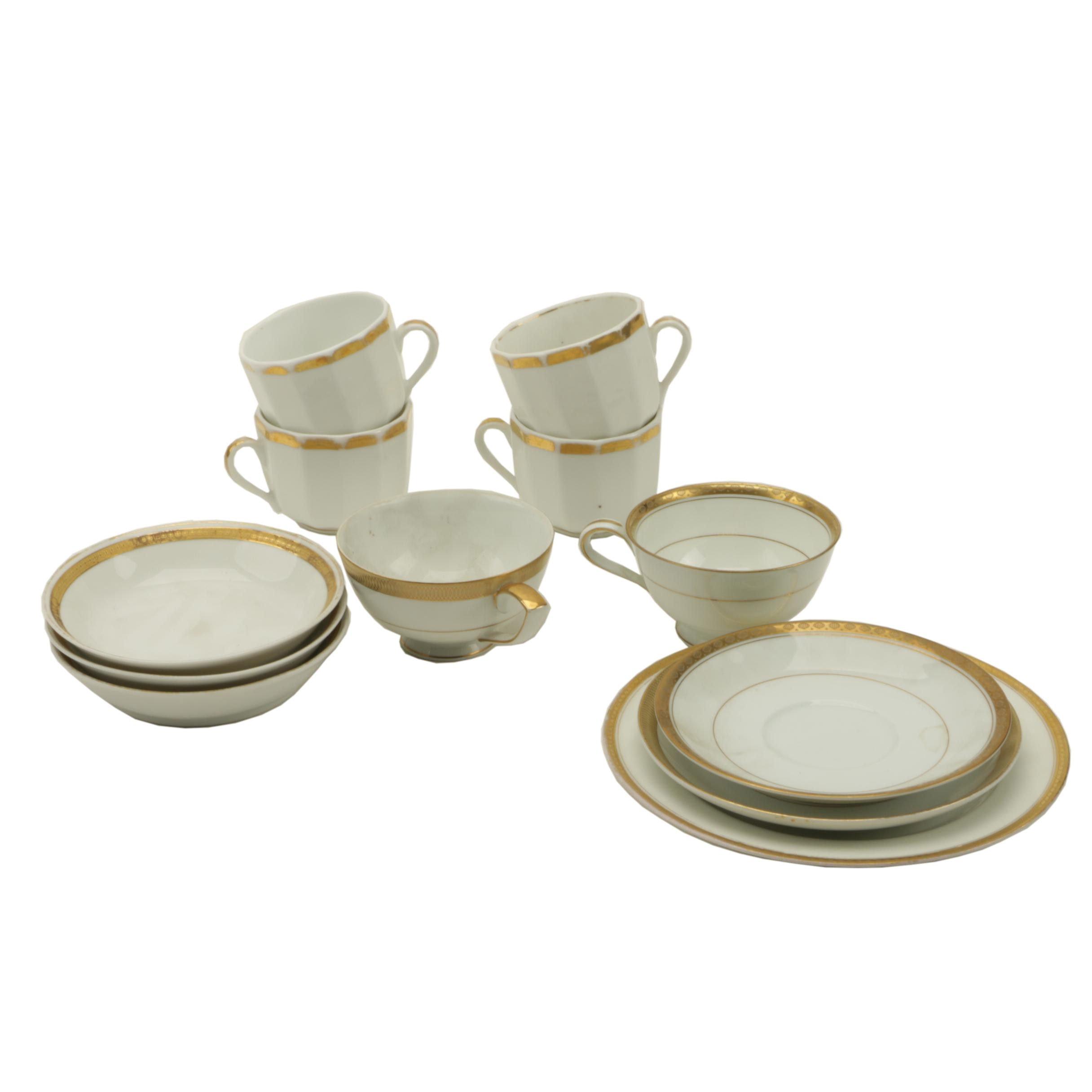 "Noritake ""Richmond"" Porcelain Tableware"