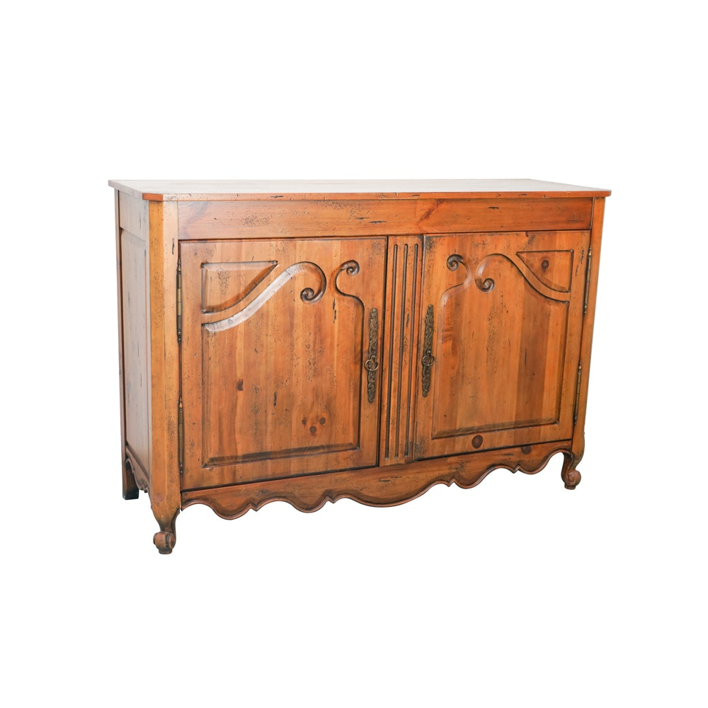 French Provincial Style Buffet by Habersham