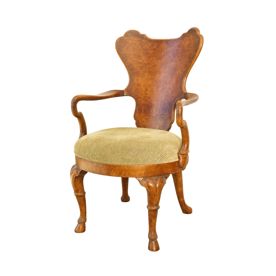 gentry game chair by century furniture ebth