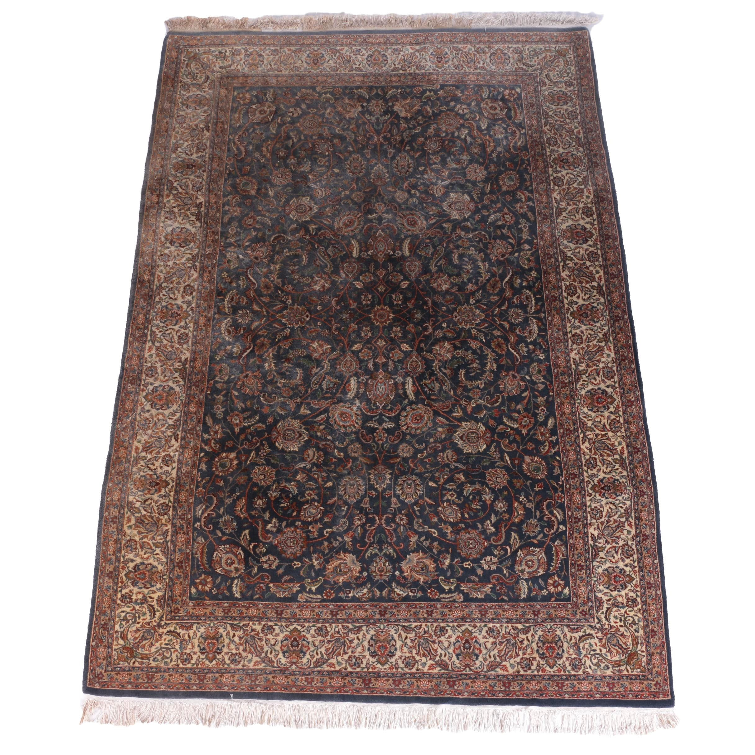Finely Hand-Knotted Pande Cameron Indo-Persian Area Rug