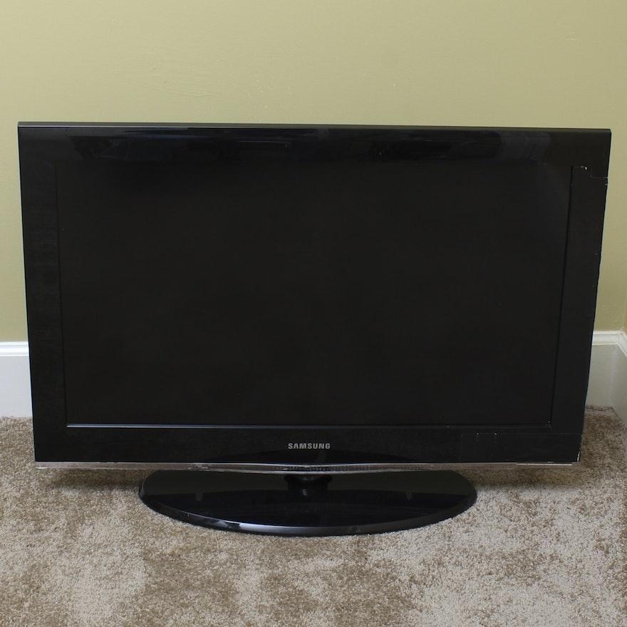 Samsung Flat Screen Television Ebth