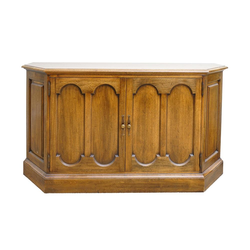 Mid-Century Walnut Cabinet/Credenza by Davis