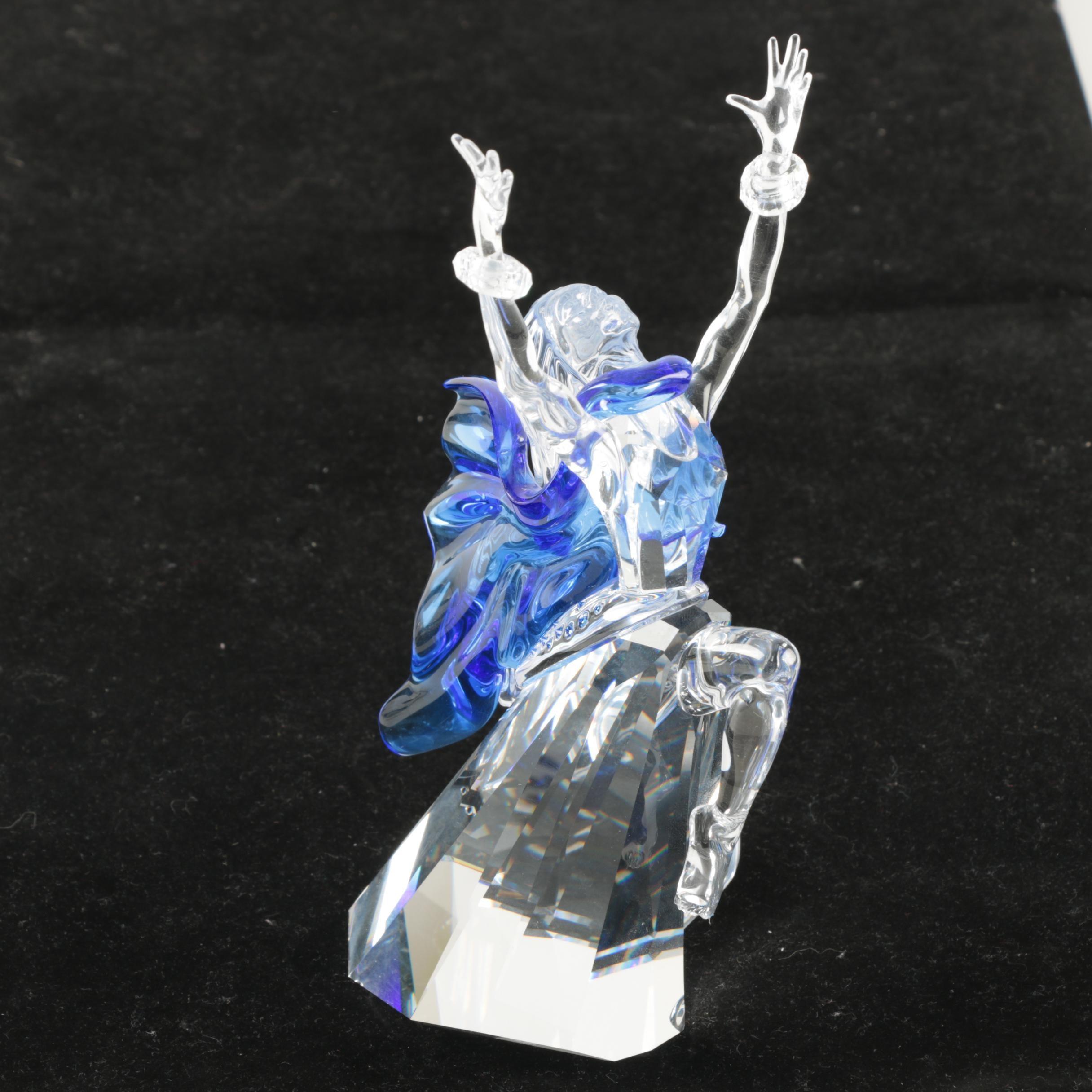 "Swarovski  Crystal ""The Magic of  Dance Isadora"""