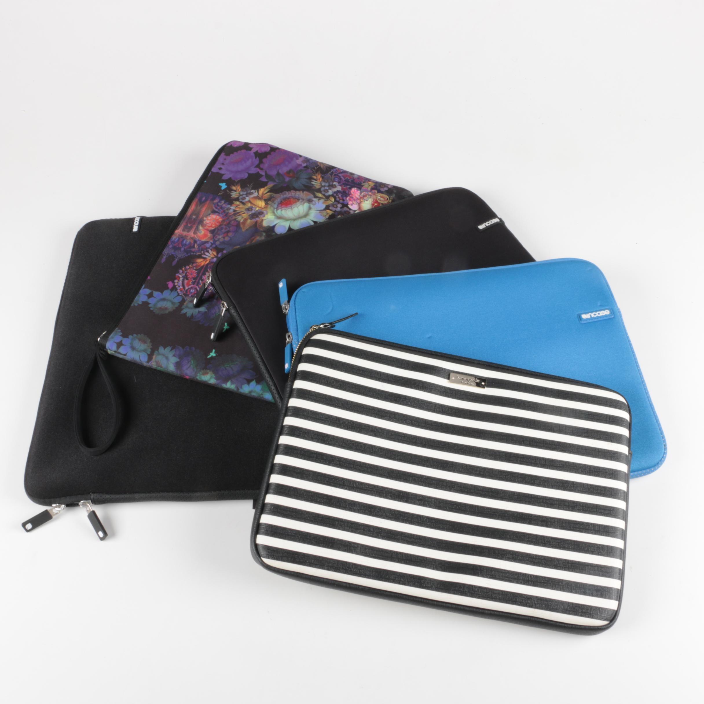 Assortment of Laptop Cases