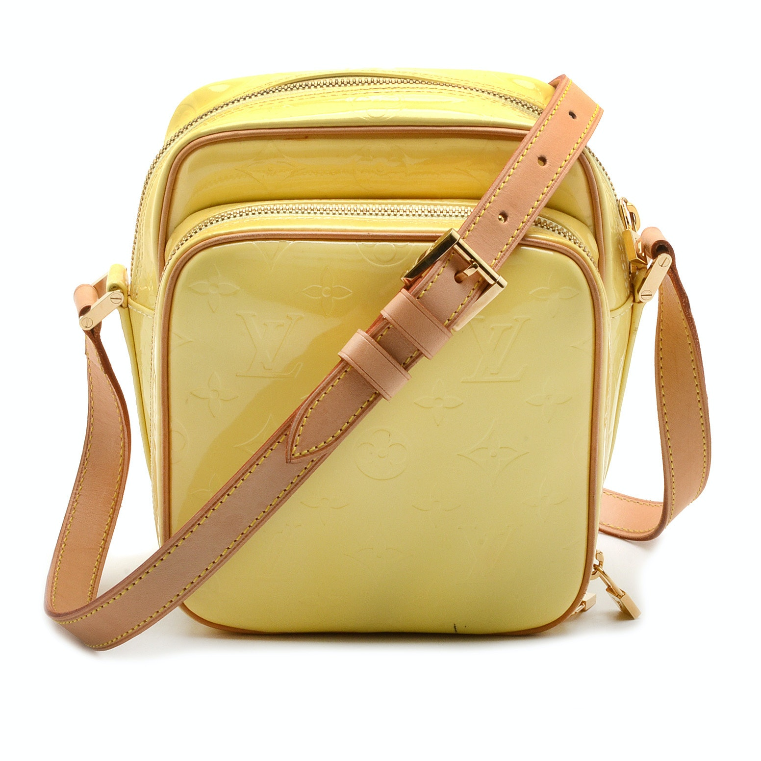 Louis Vuitton Vernis Wooster Crossbody Bag