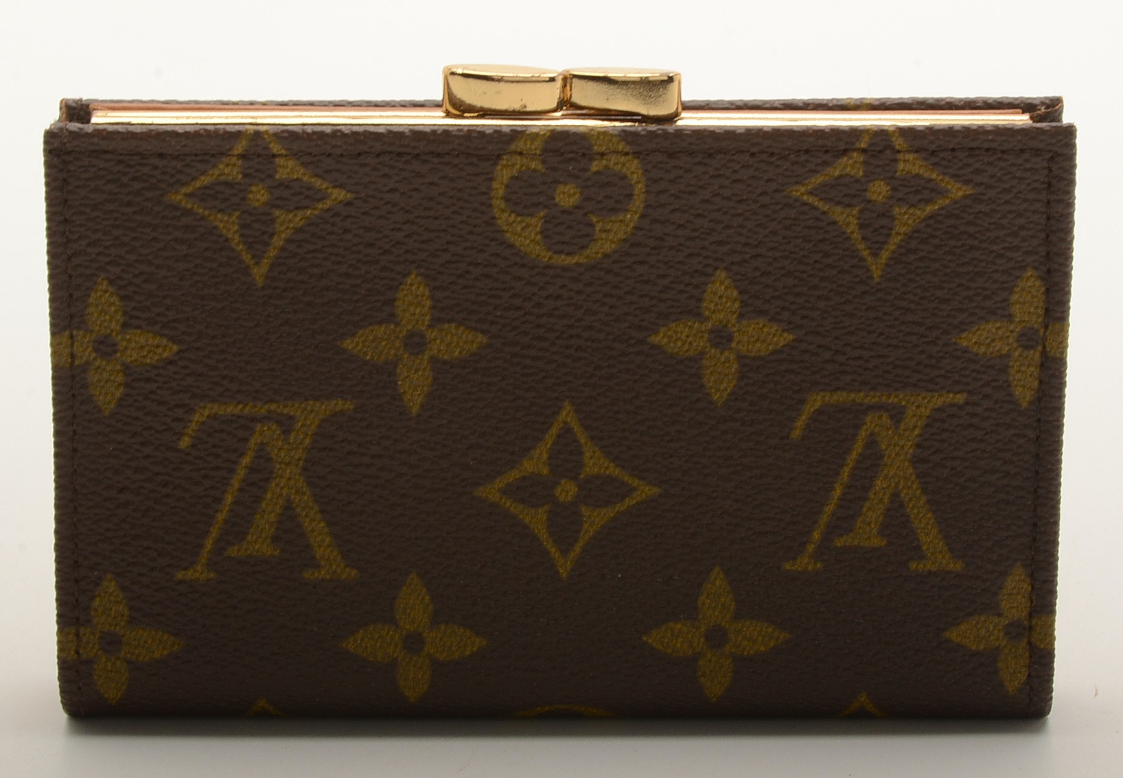 Vintage Louis Vuitton Monogram Wallet