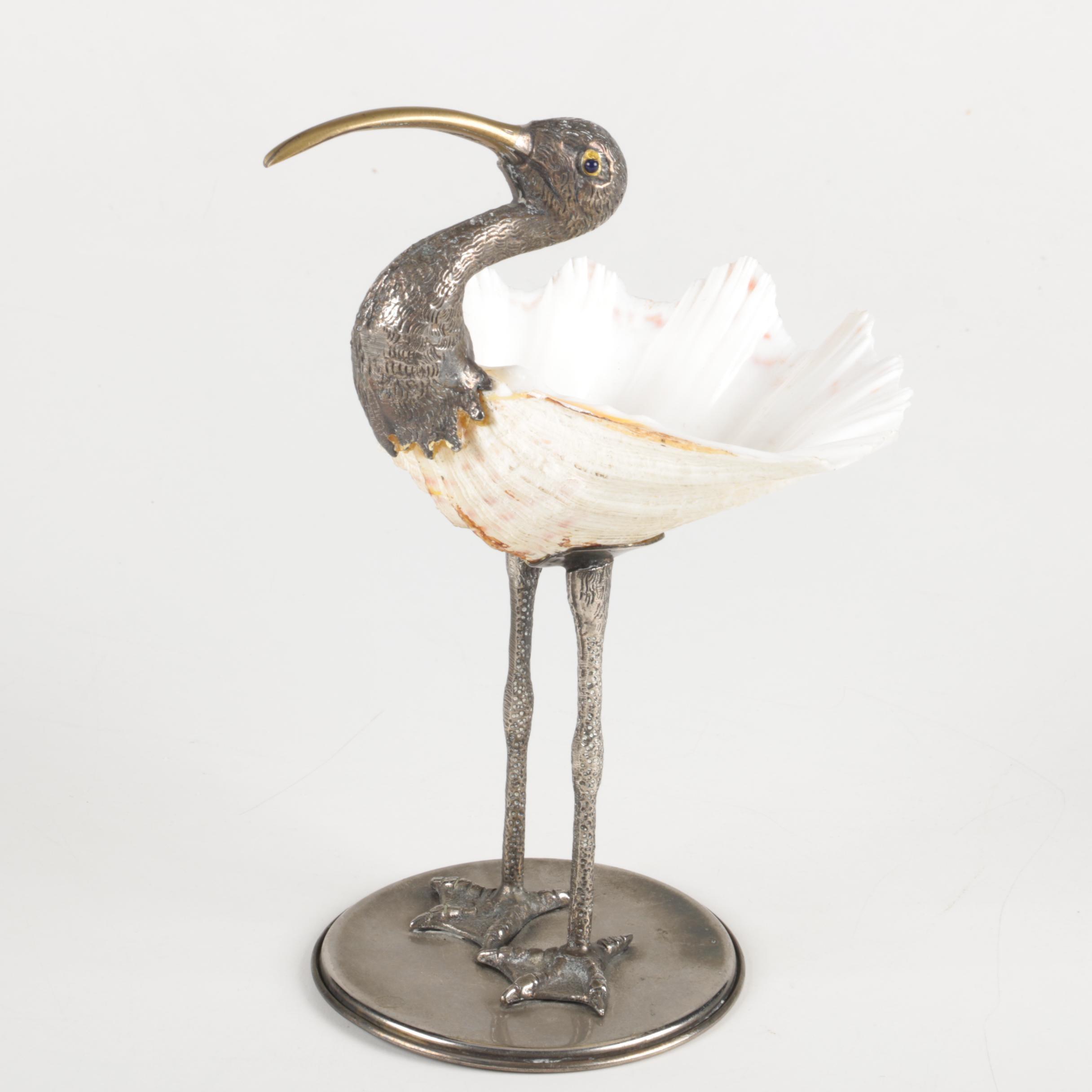 Binazzi Firenze Crane Figurine