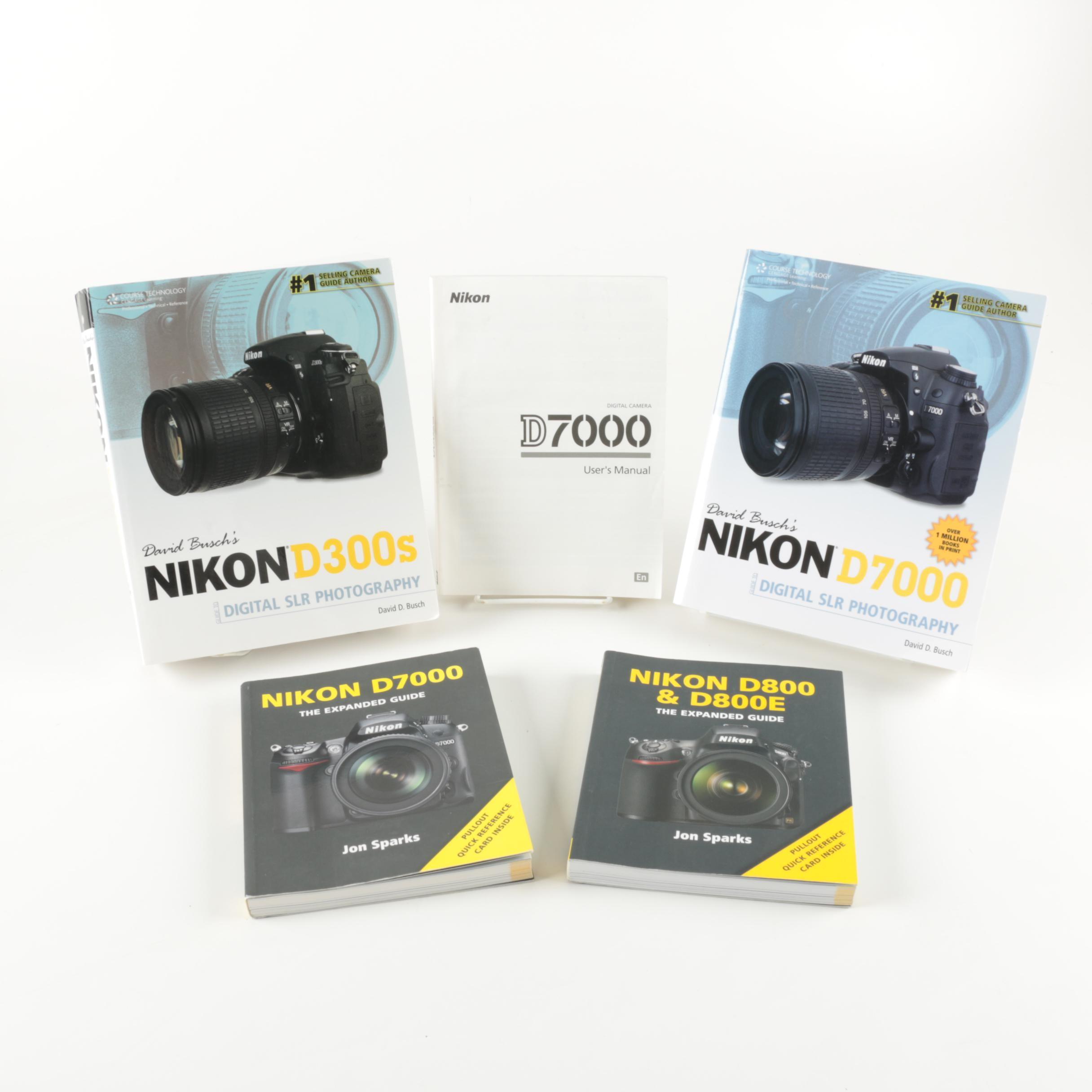 Nikon Camera Guides