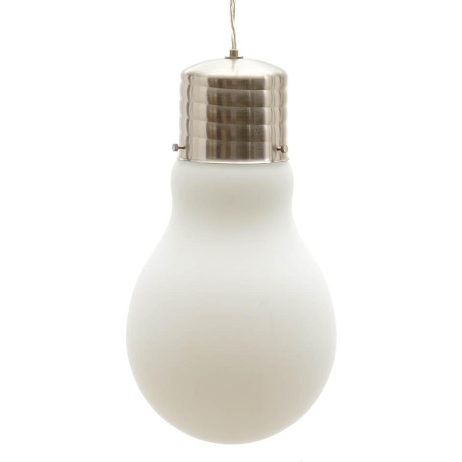 Ingo Maurer Style Light Bulb Swag Light