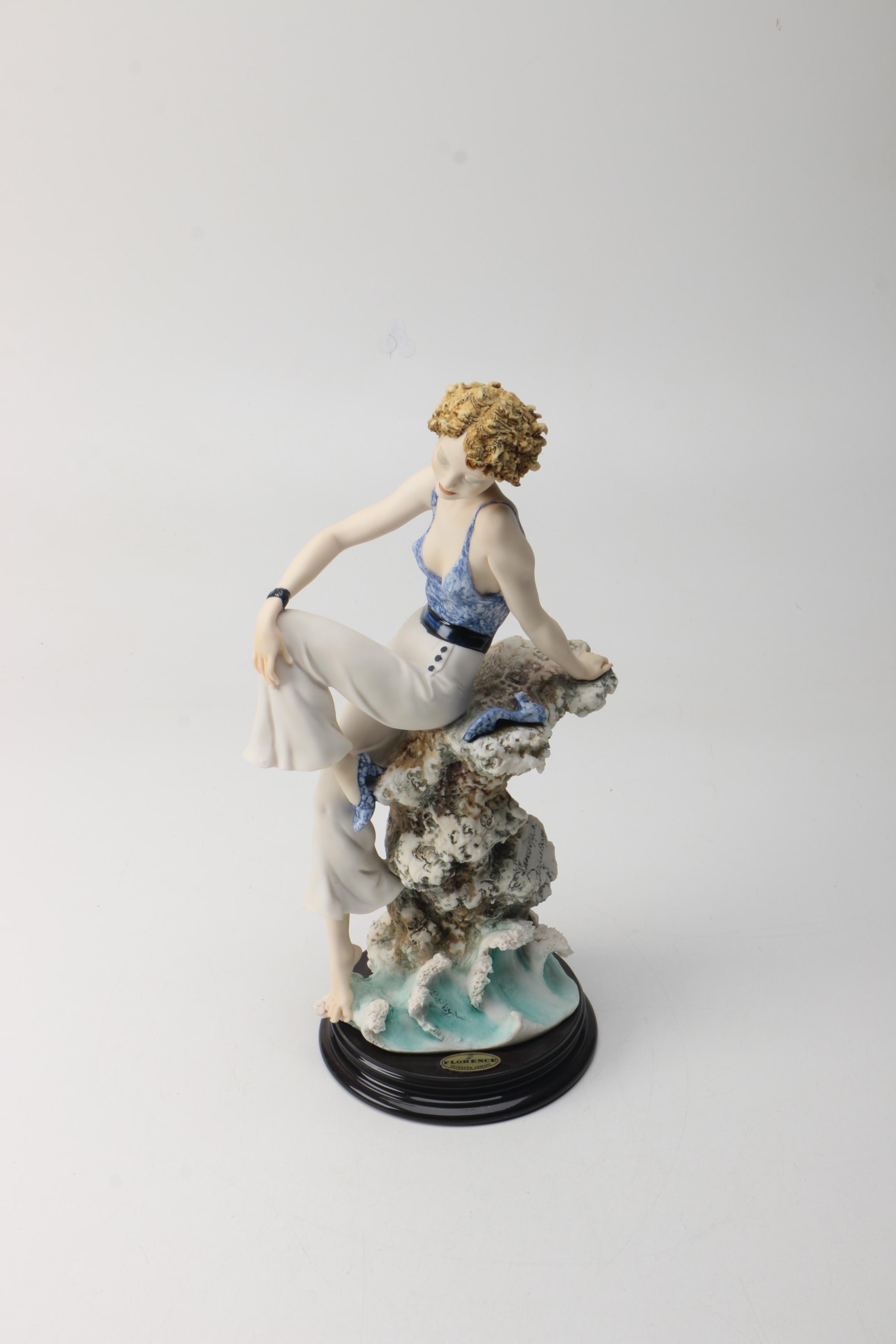 """Sabrina"" Figurine by Guiseppe Armani for Florence"