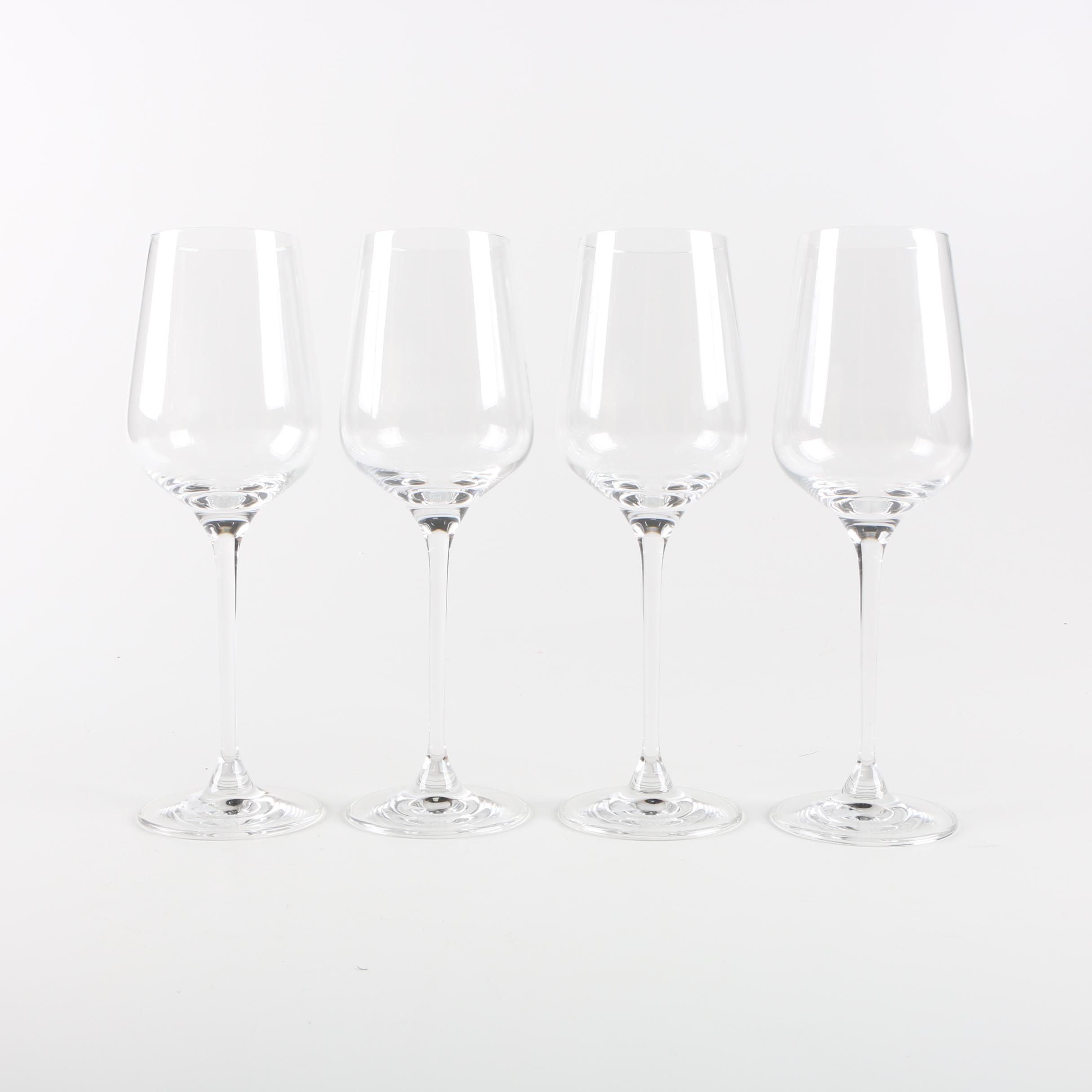 Rona Slovakia White Wine Glasses