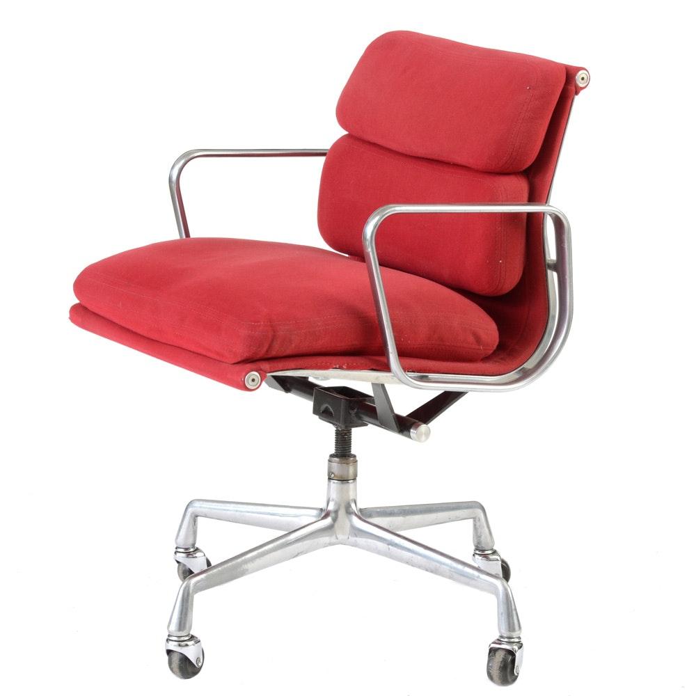 "Vintage Eames for Herman Miller ""Aluminum Group"" Desk Chair"