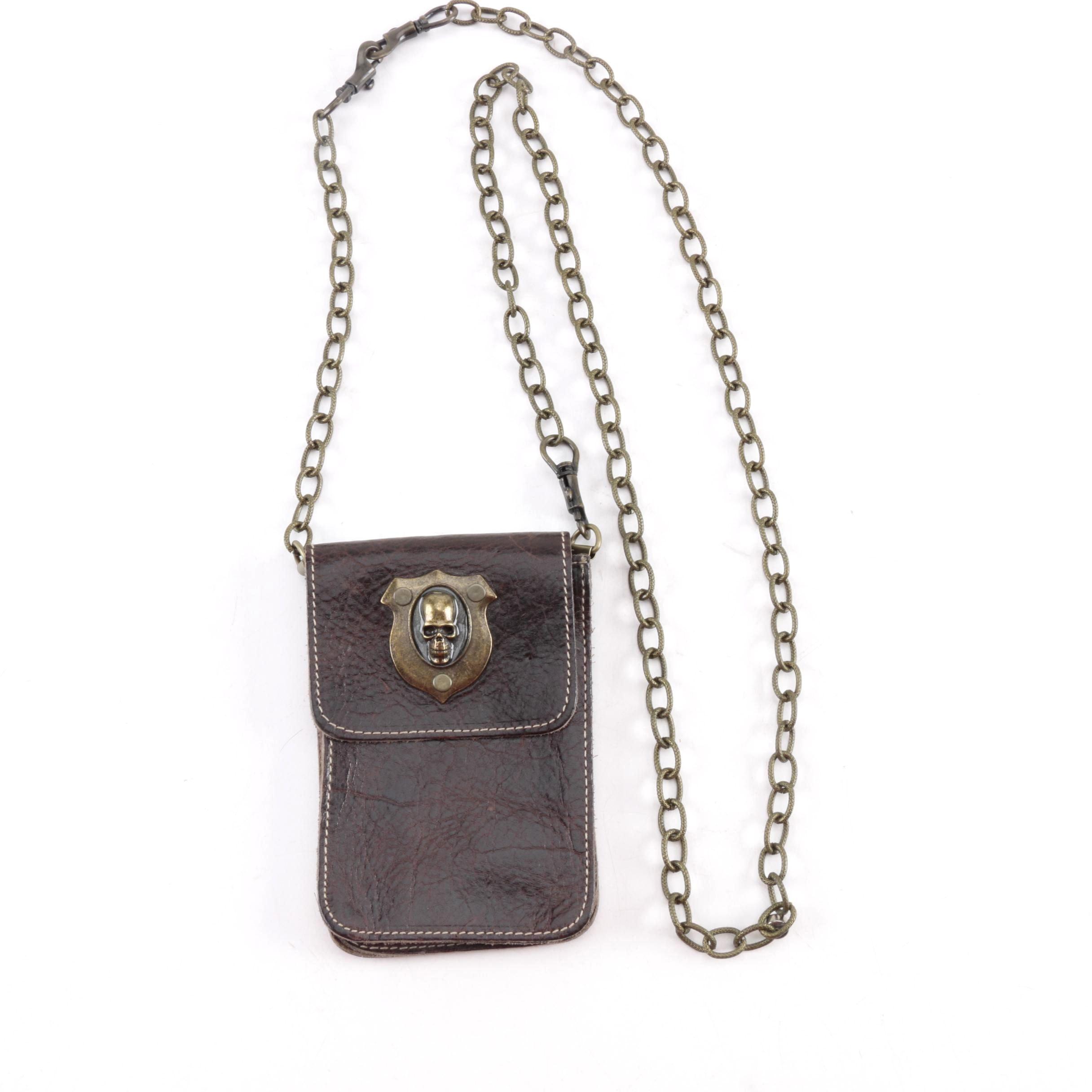 KBD Studio Handcrafted Leather Crossbody Handbag