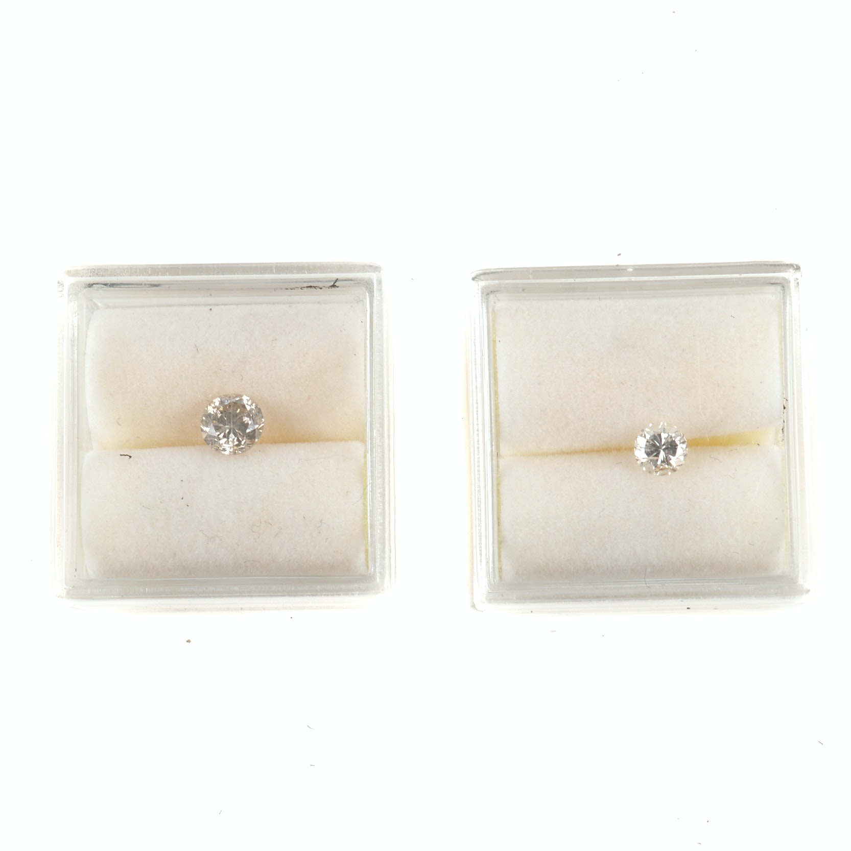 Two Loose Diamonds