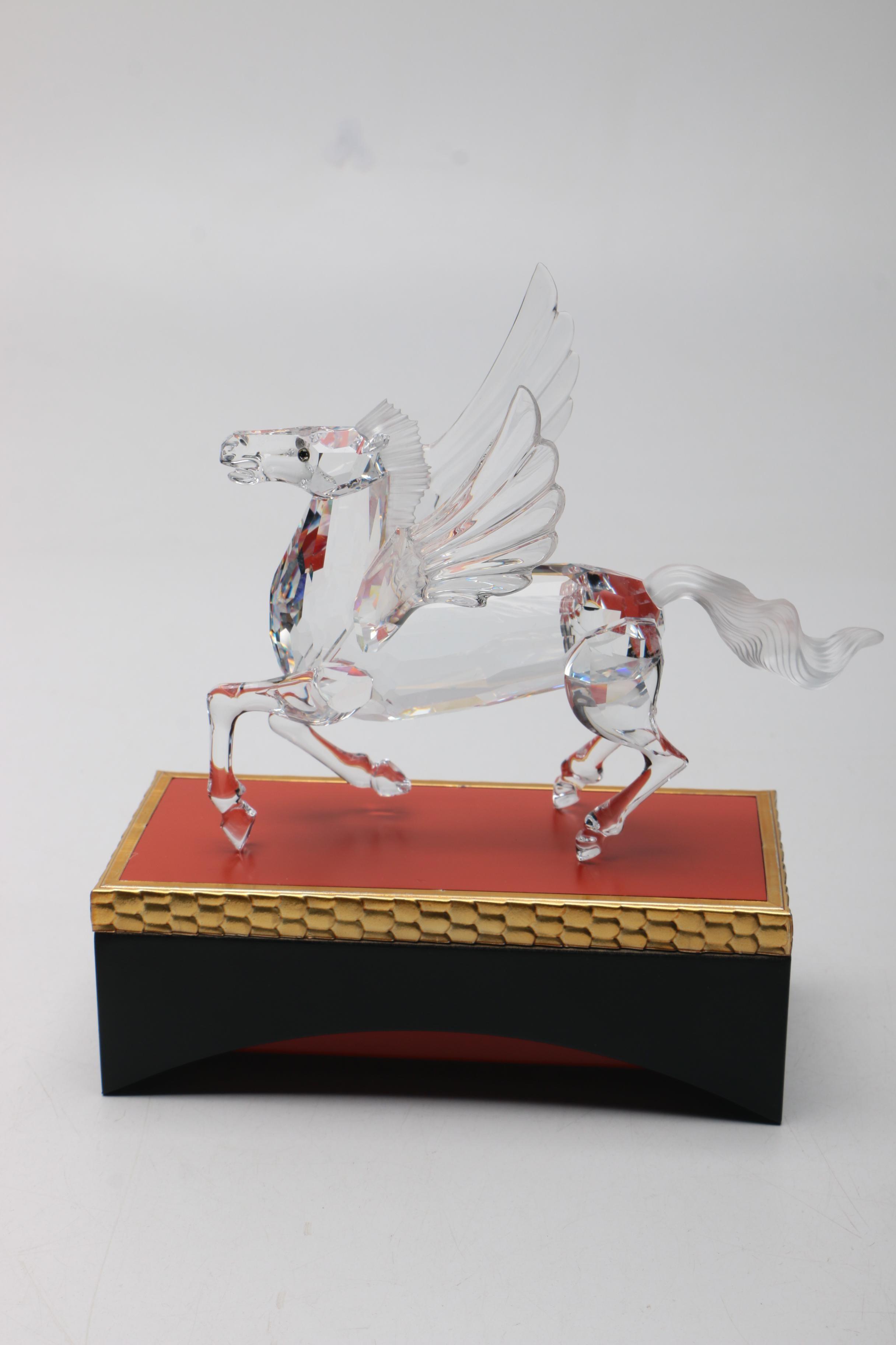 Swarovski Pegasus Figurine