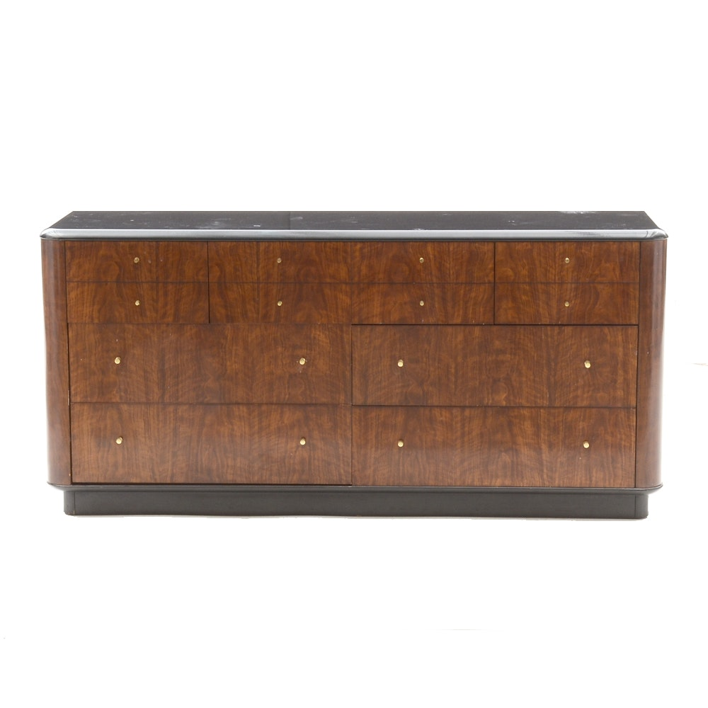 Drexel Low Chest of Drawers