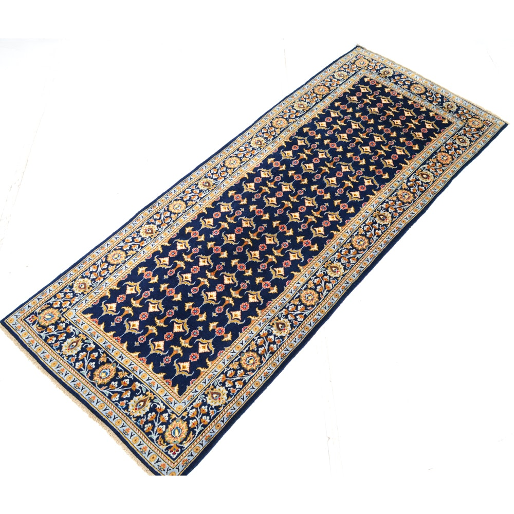 Hand-Knotted Persian Runner