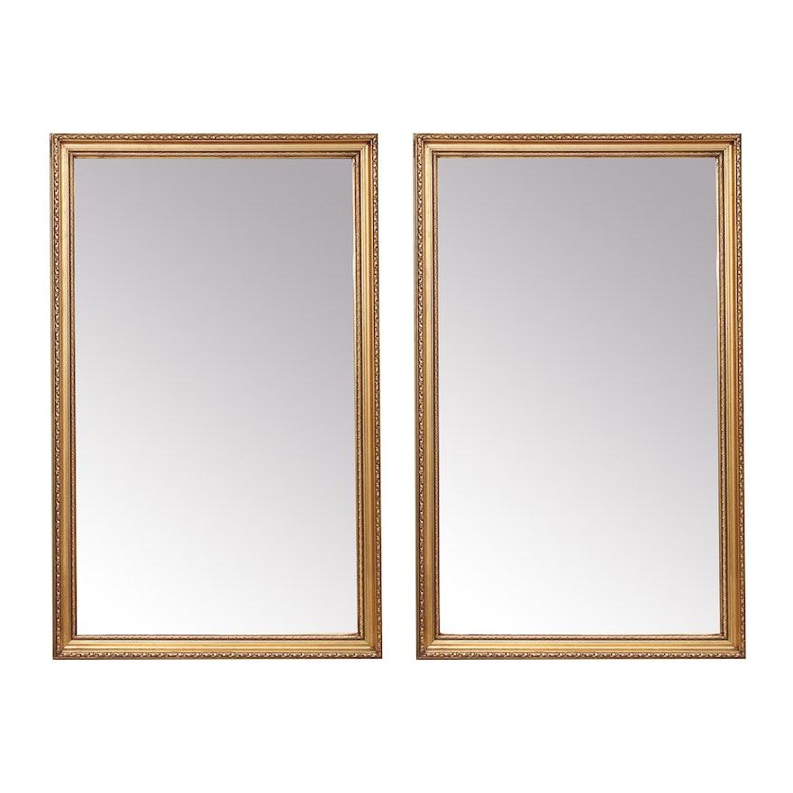 2096f0122ca Pair of Matching Wall Mirrors   EBTH