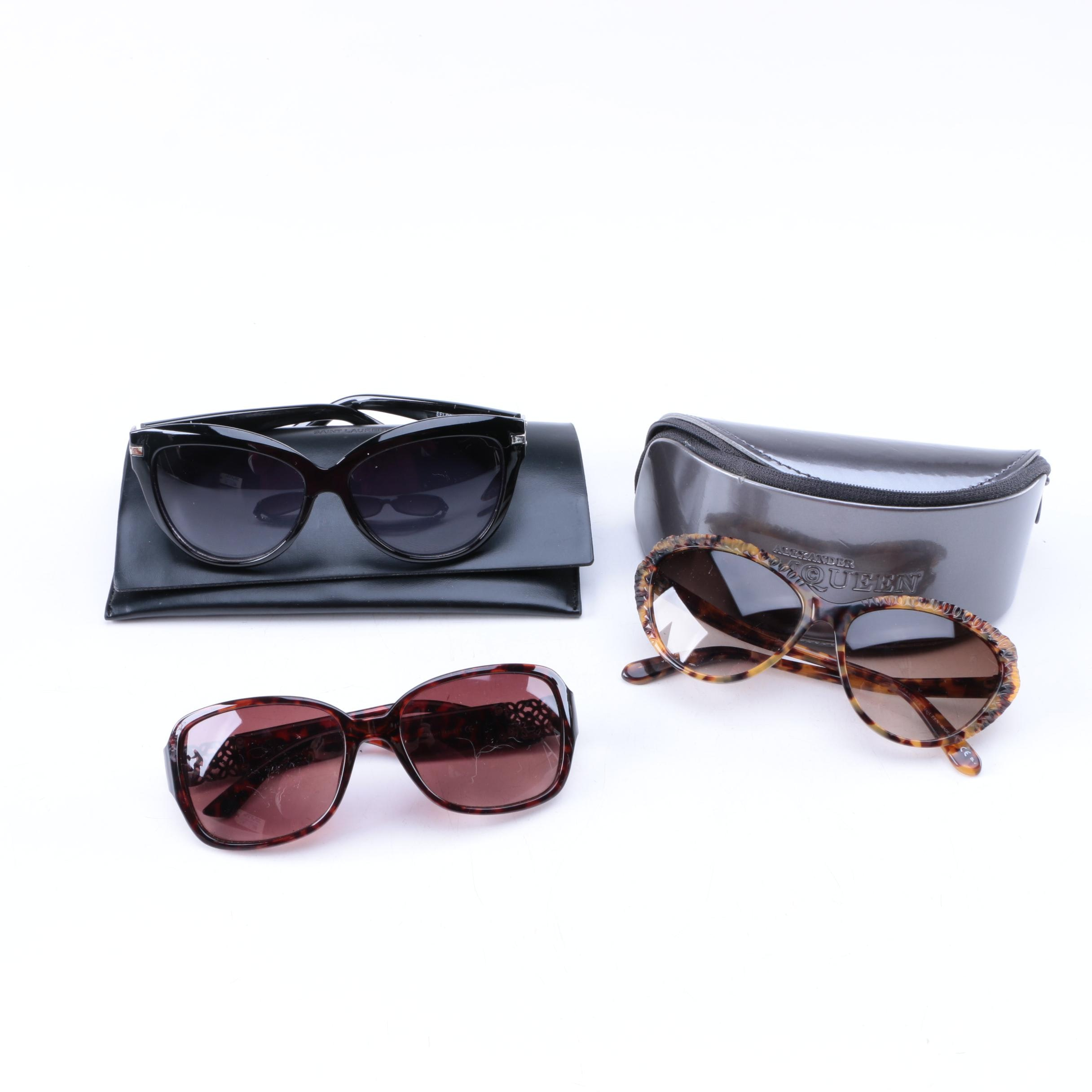 Women's Sunglasses Including O by Oscar de la Renta