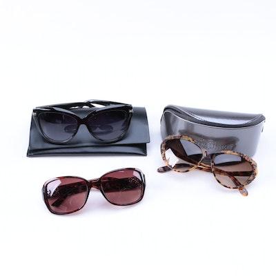 8da6e0ac525a Women s Sunglasses Including Alexander McQueen