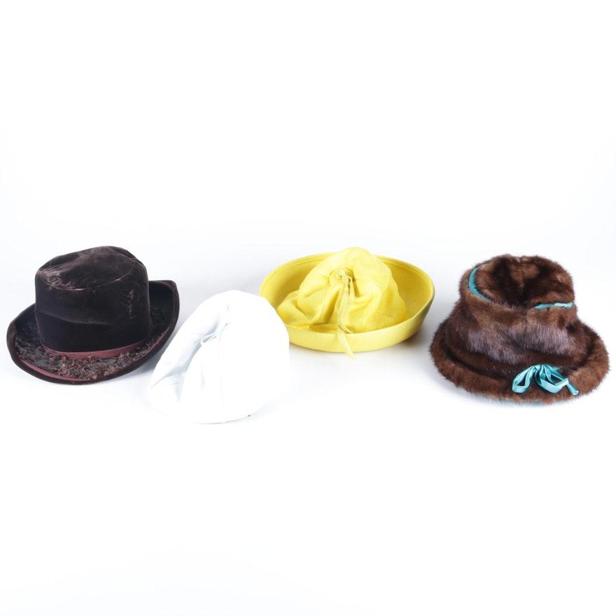 2bf78542c63 Women s Vintage Hats   EBTH