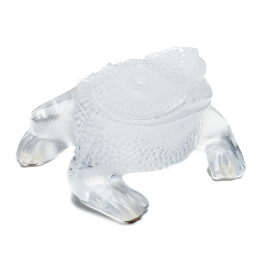 Blown Art Glass Paperweight
