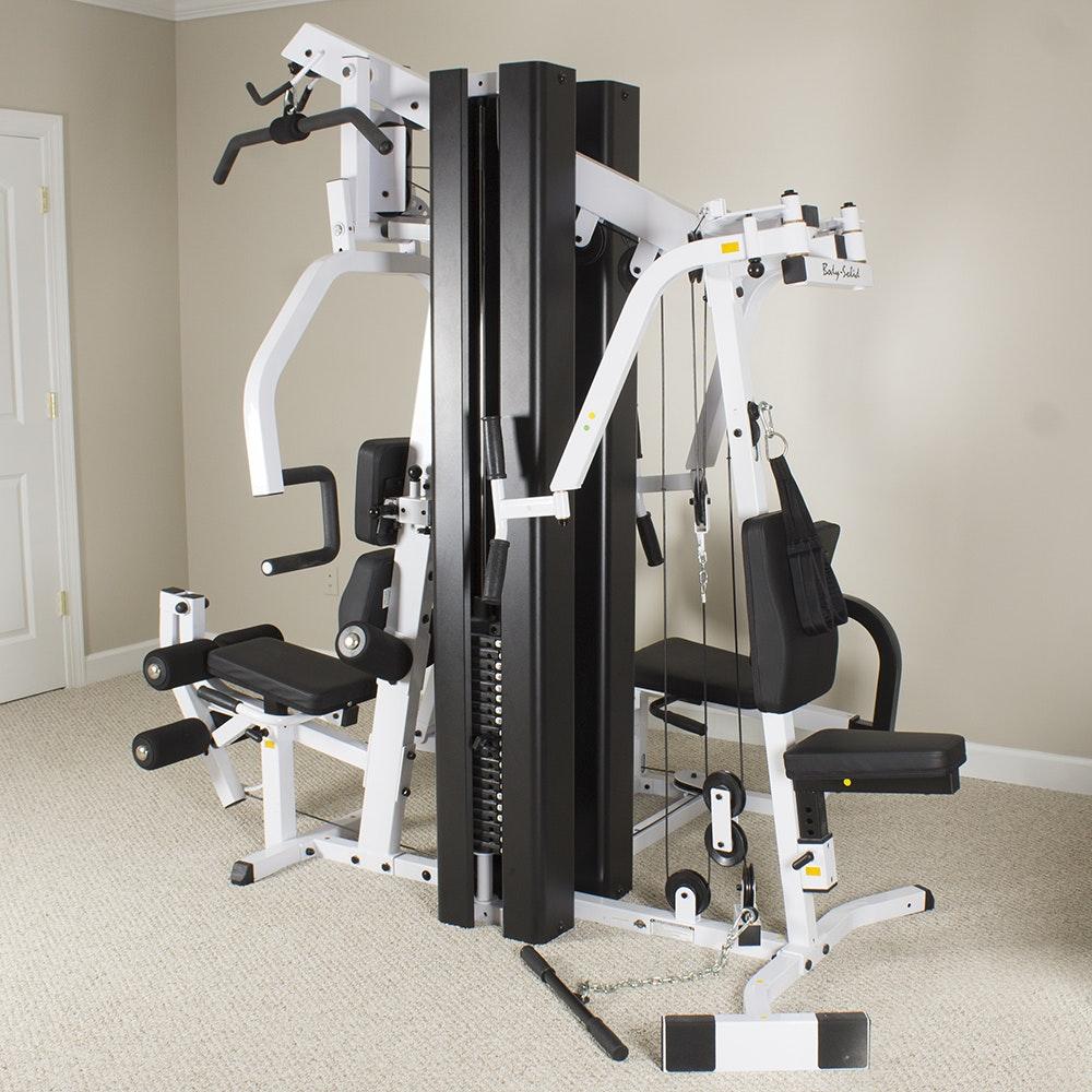 Body solid gym