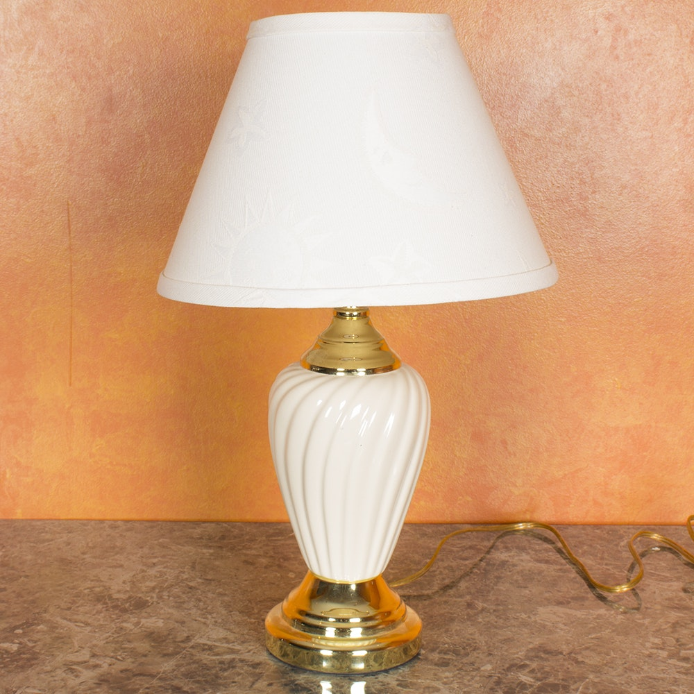 Ceramic Touch Table Lamp