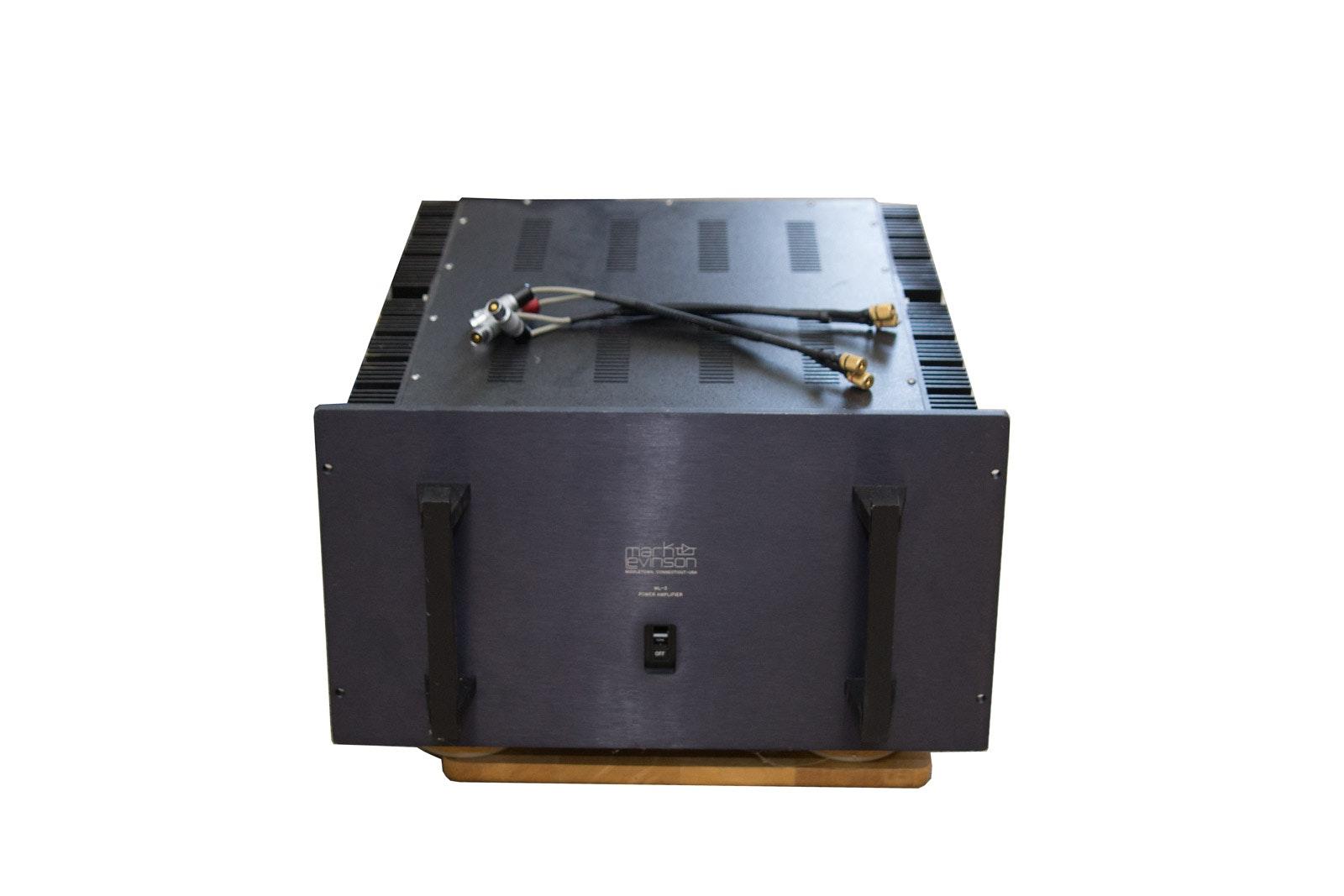 Mark Levinson ML-3 Stereo Power Amplifier