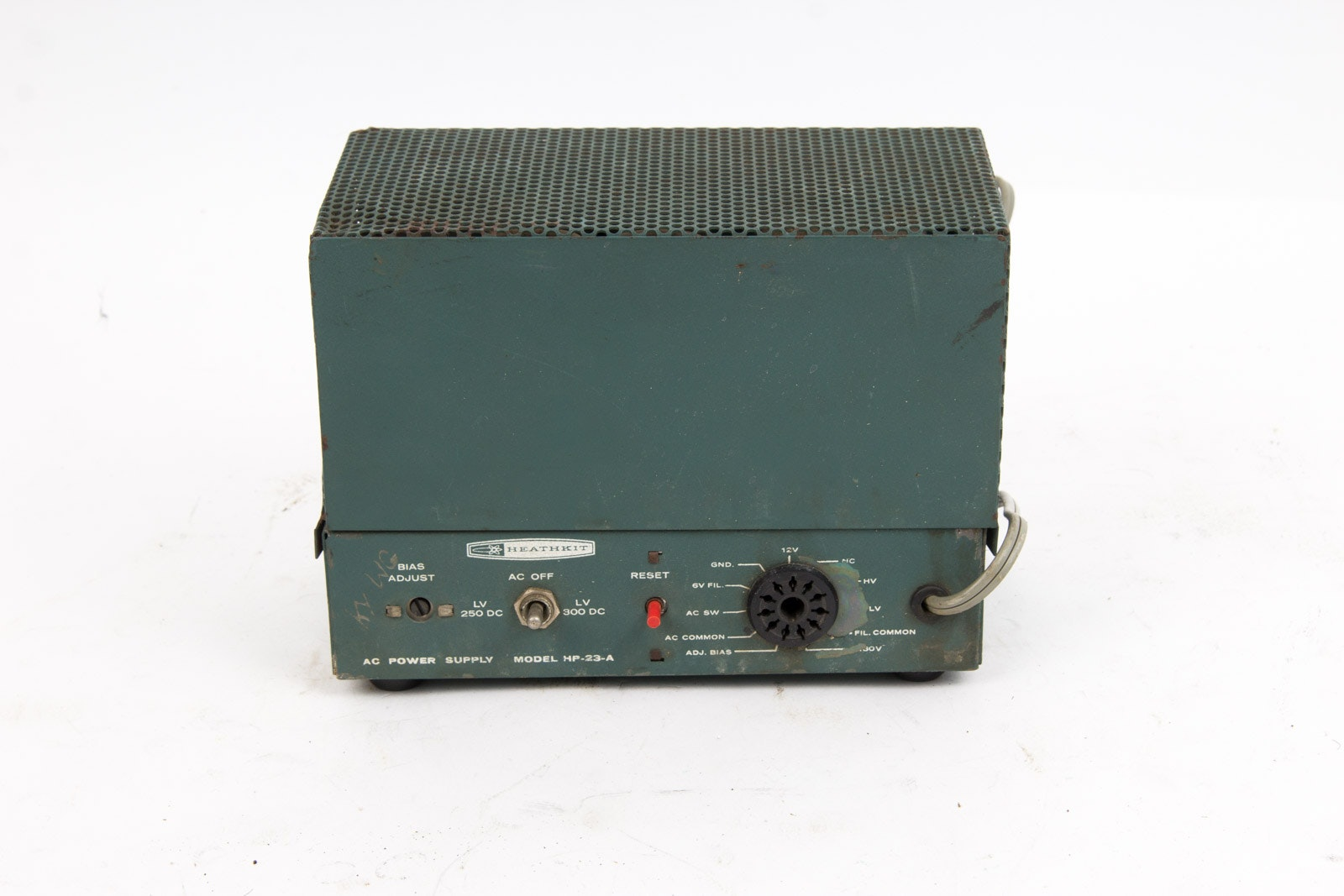 Heathkit HP-23-A AC Power Supply
