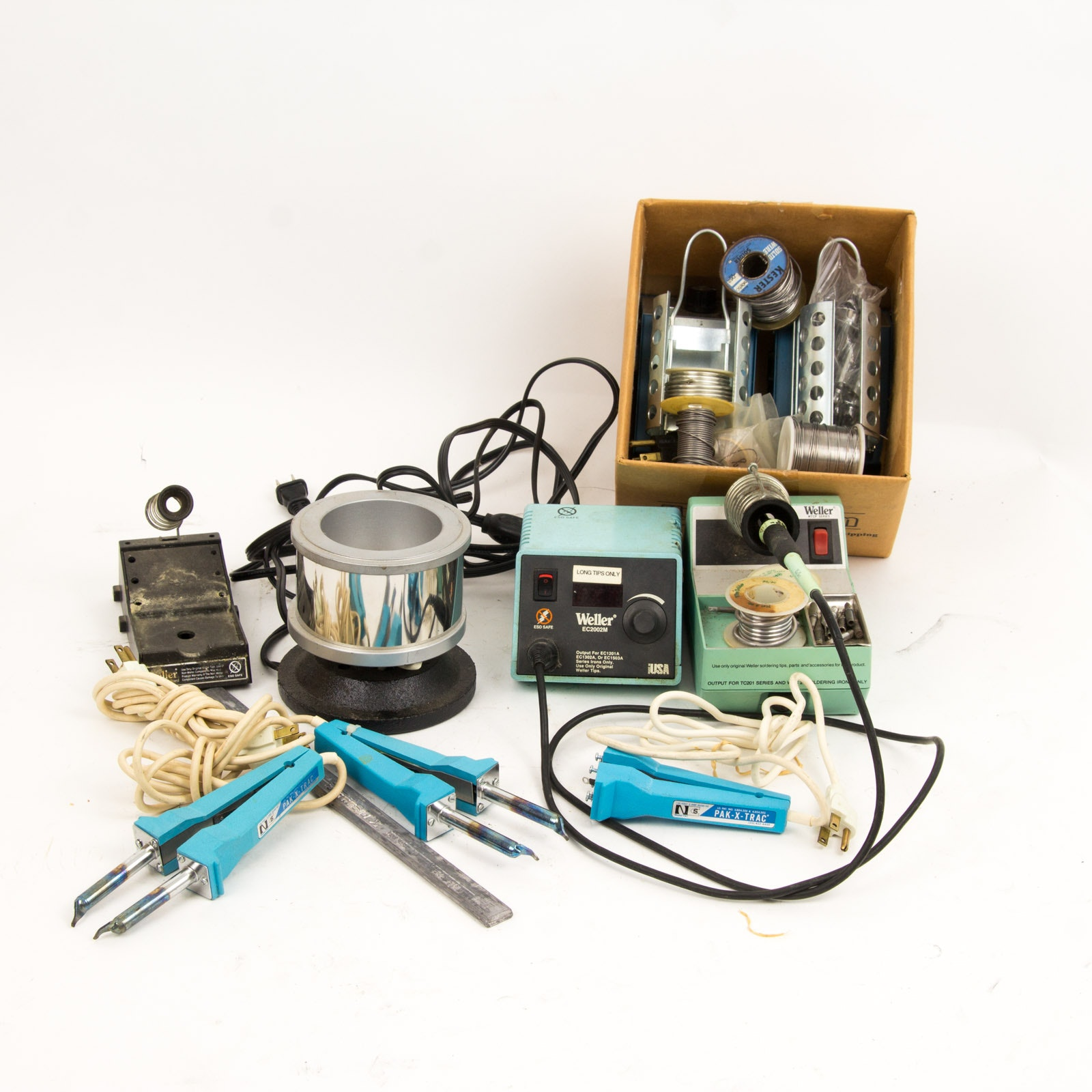 Weller Soldering Stations and Soldering Accessories