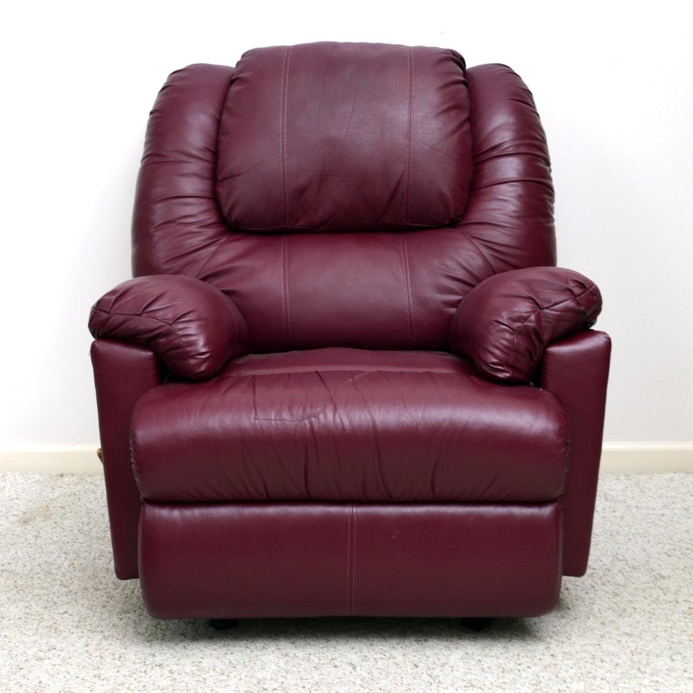 Reclining Lounge Chair by Stratalounger ...  sc 1 st  Everything But The House & Reclining Lounge Chair by Stratalounger : EBTH islam-shia.org