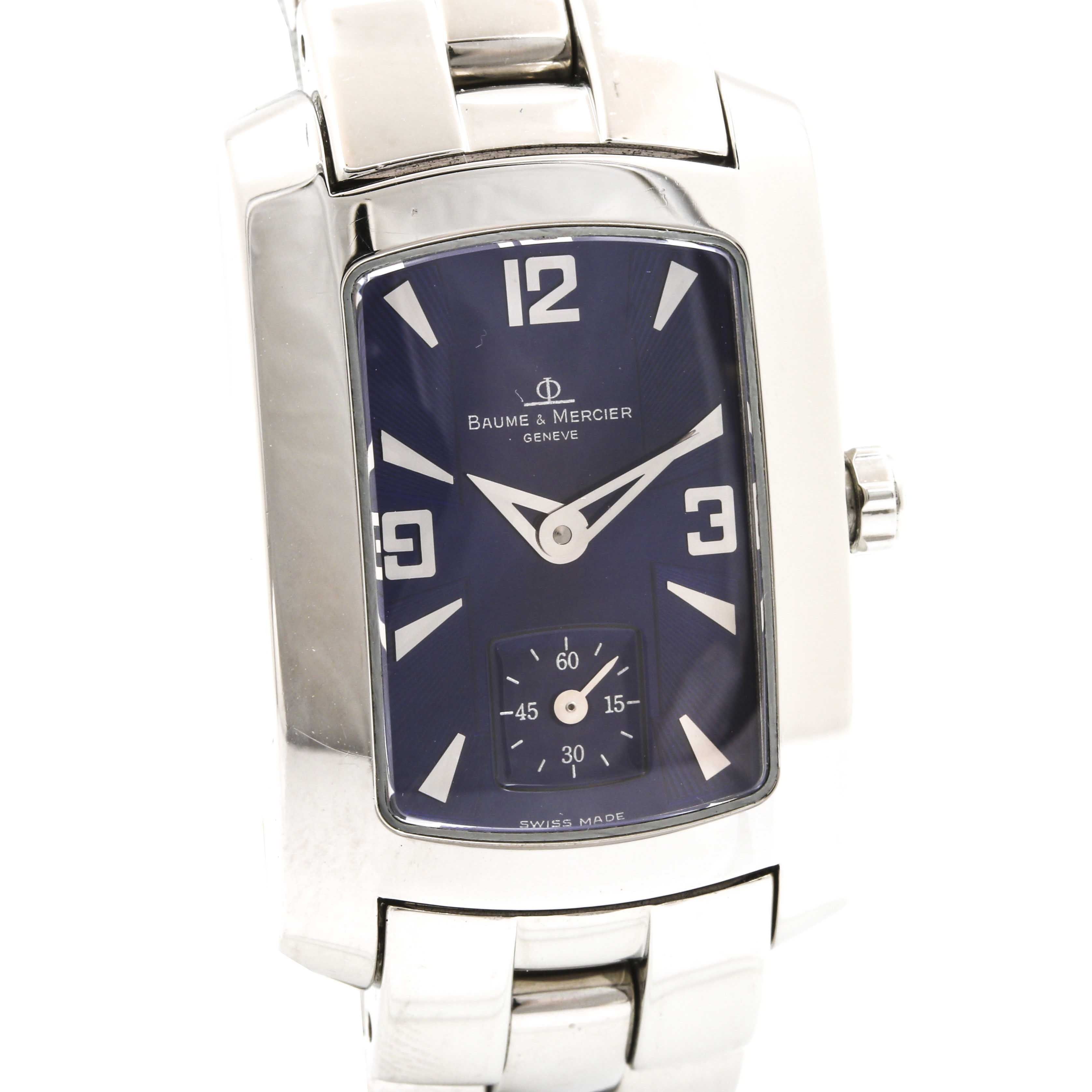 Baume and Mercier Geneve Analog Wristwatch