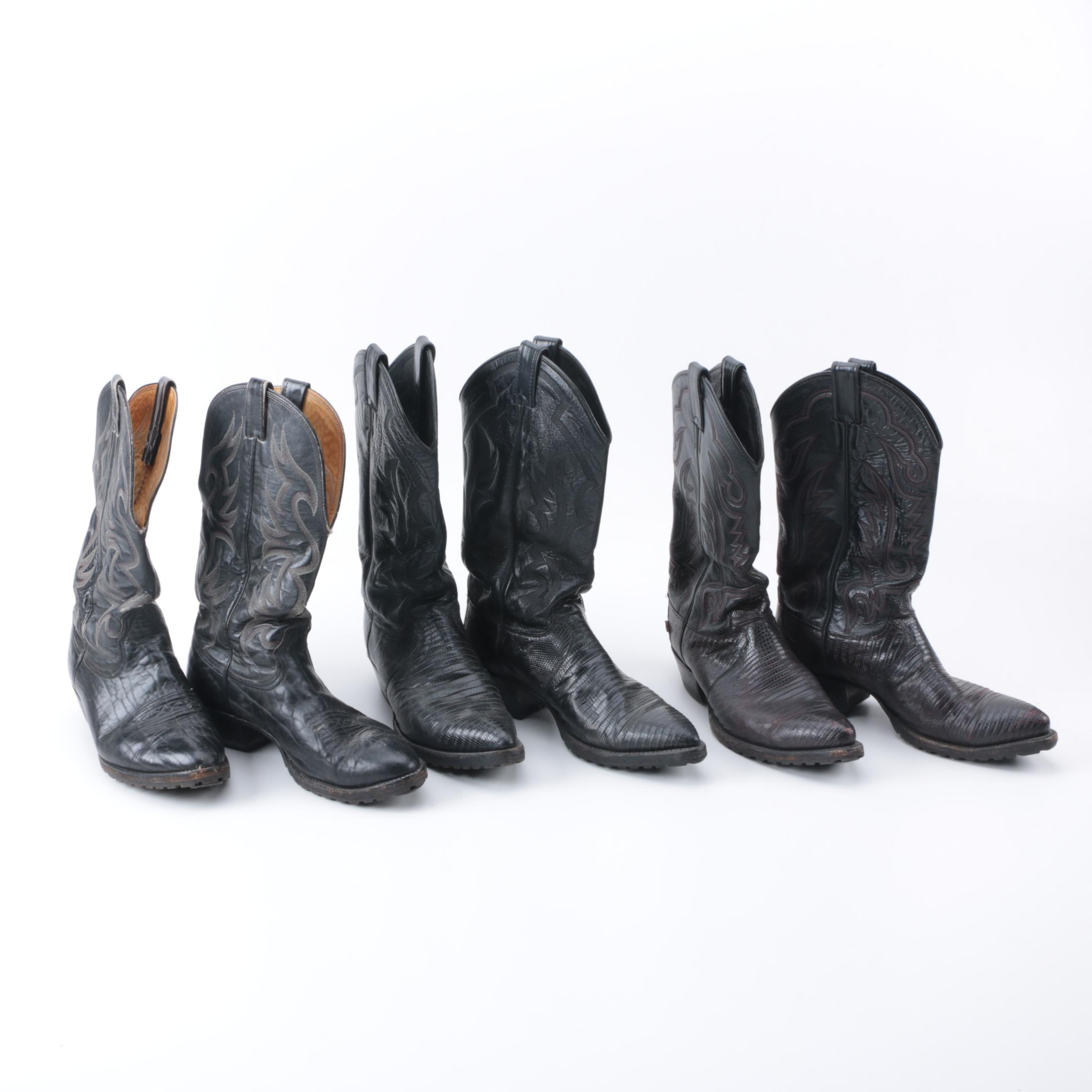 Cowboy Boot Assortment