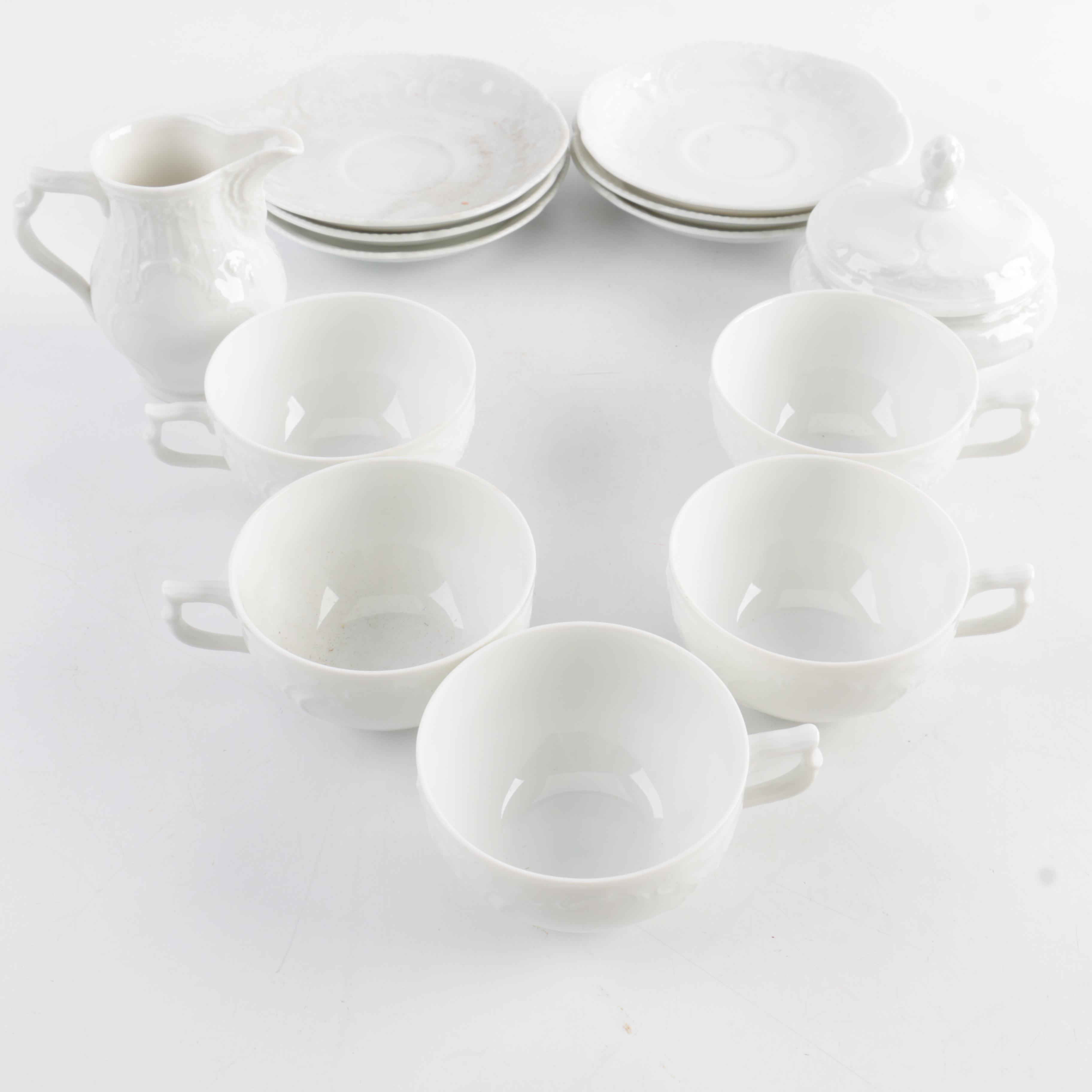 "Rosenthal ""Sanssouci"" Porcelain Tableware"