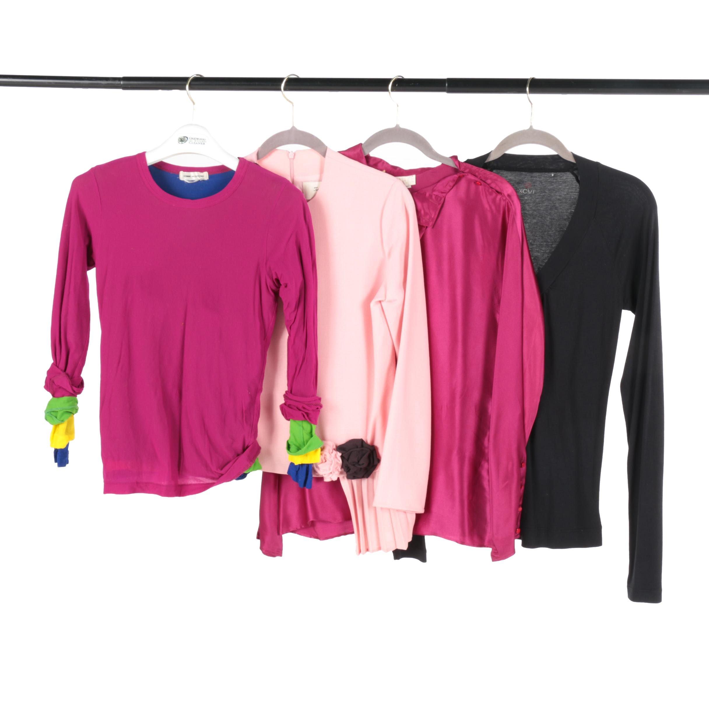 Women's Shirts Including Comme des Garçons