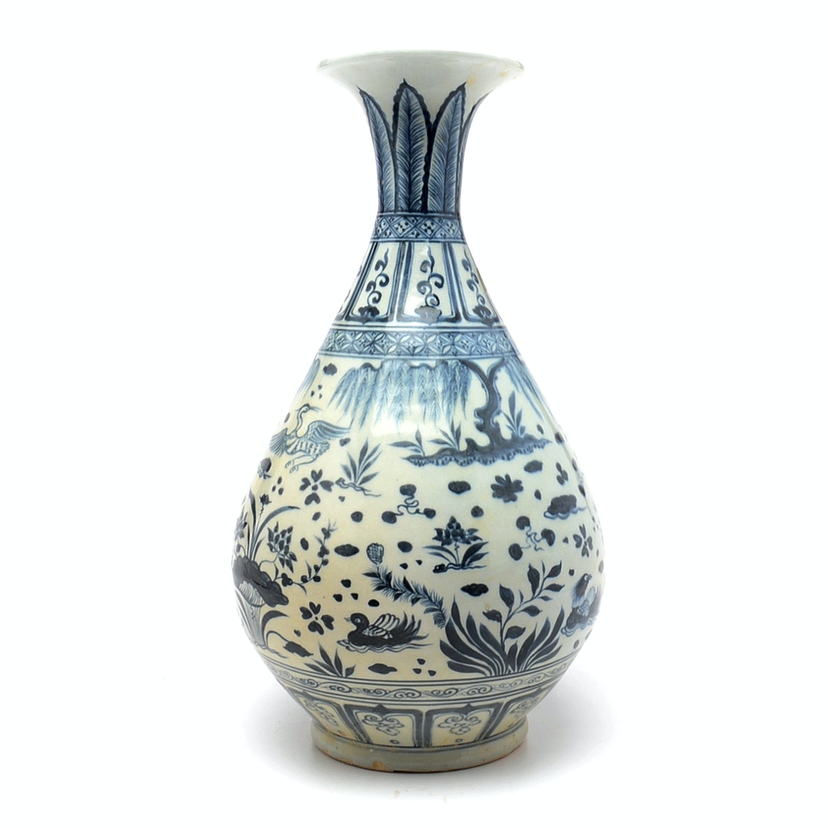 East Asian Style Large Vase