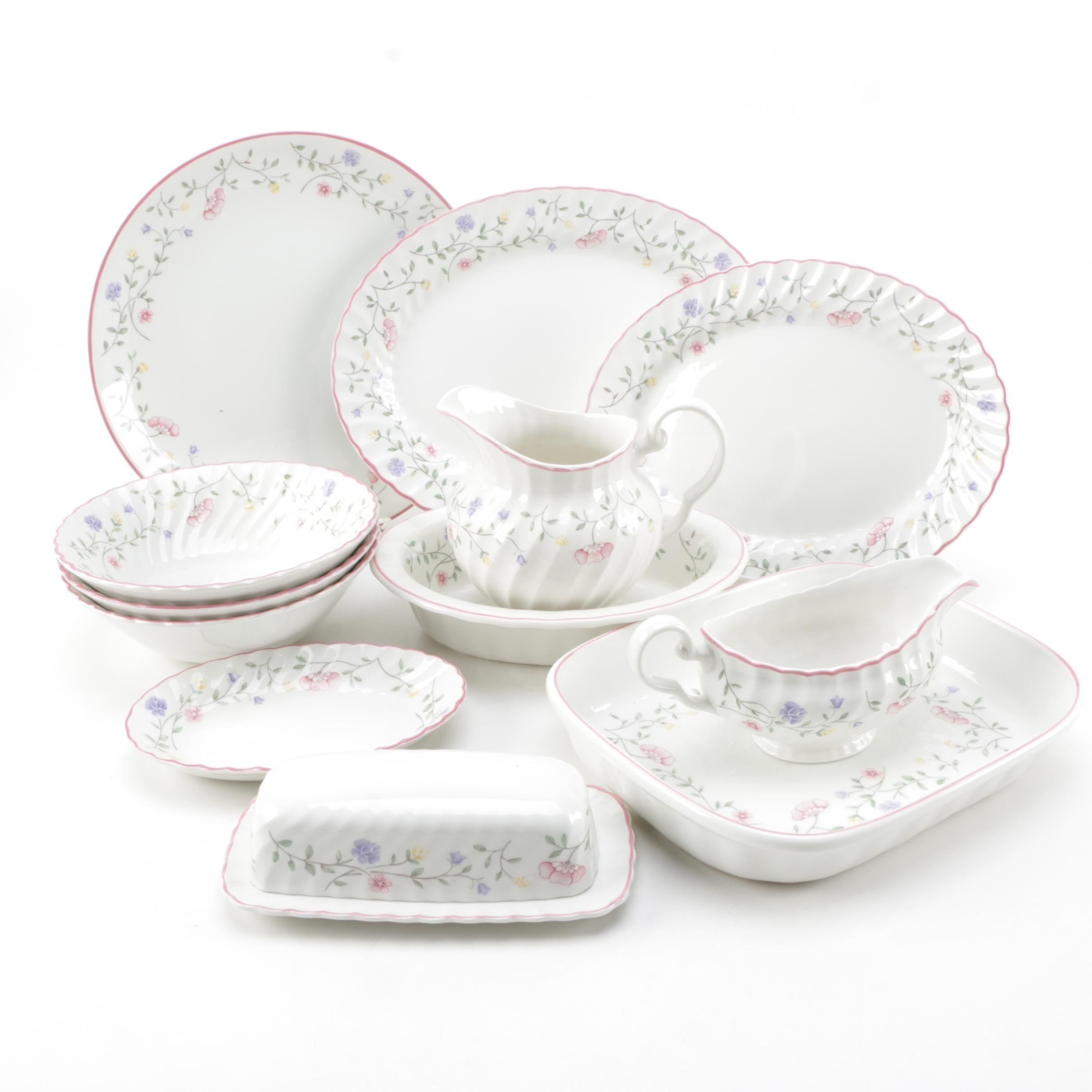 Johnson Brothers  Summer Chintz  Tableware and Serveware ...  sc 1 st  EBTH.com & Johnson Brothers