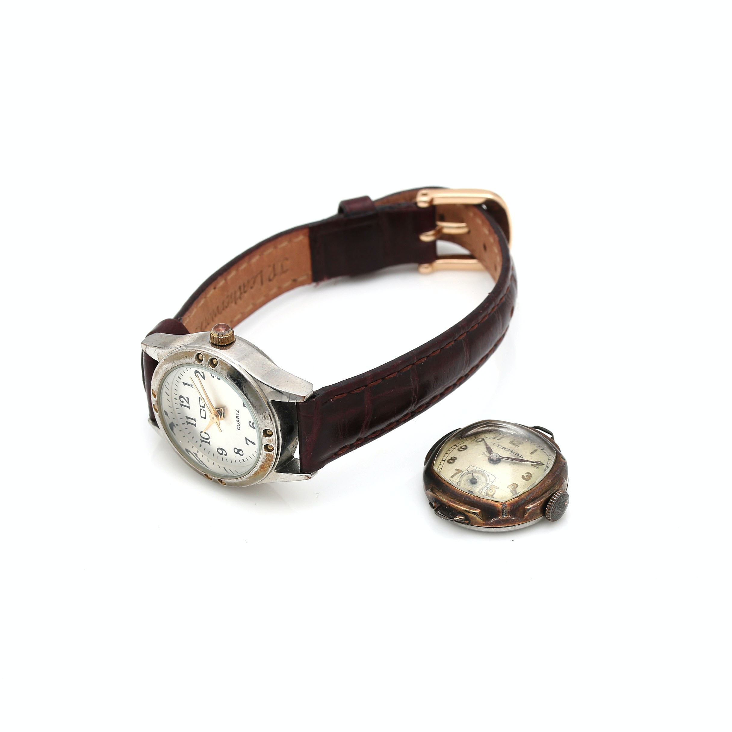 Wristwatch Selection Including Central and CG