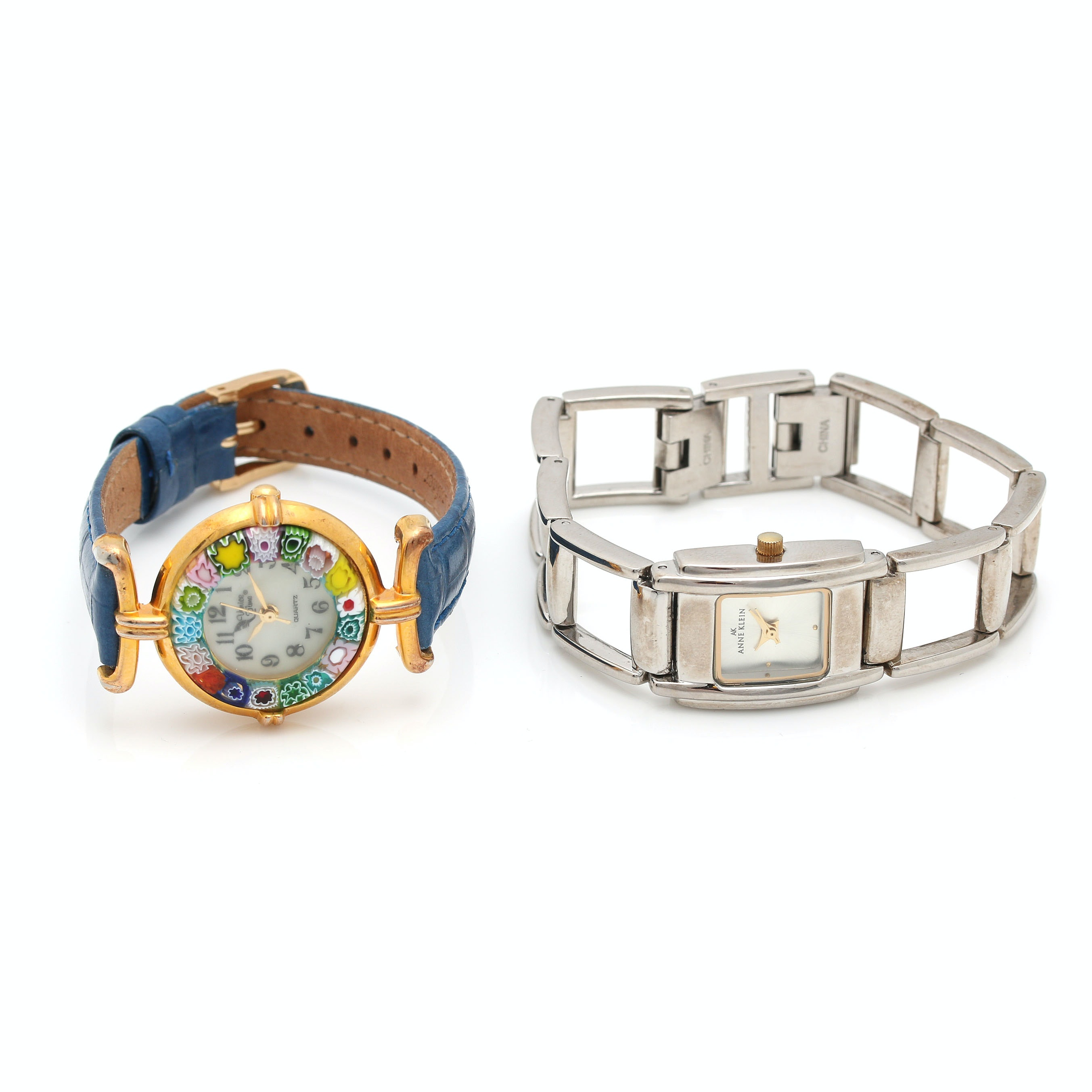 Wristwatch Selection Including Anne Klein and Venice Time