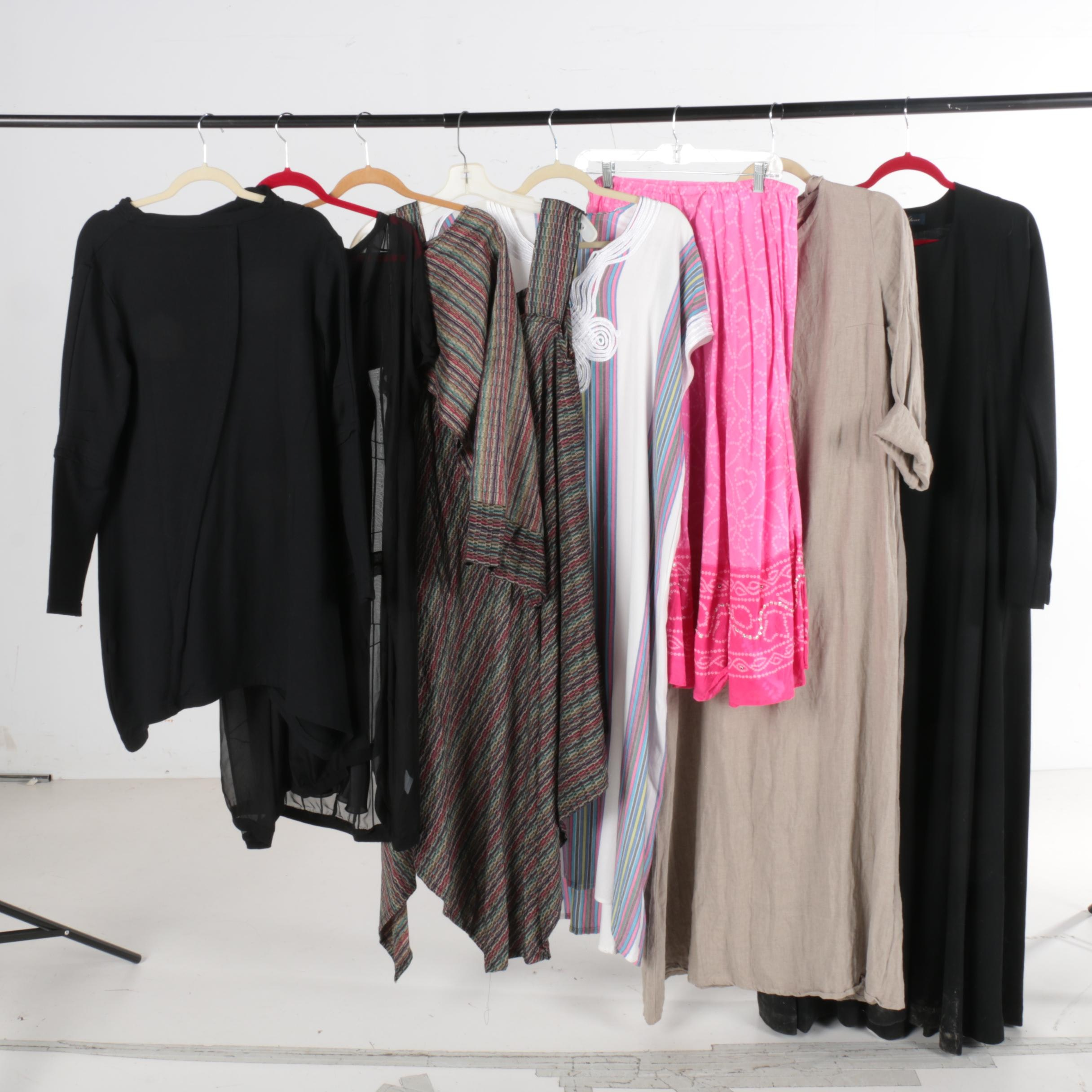 Women's Dresses Including Miguel Adrover