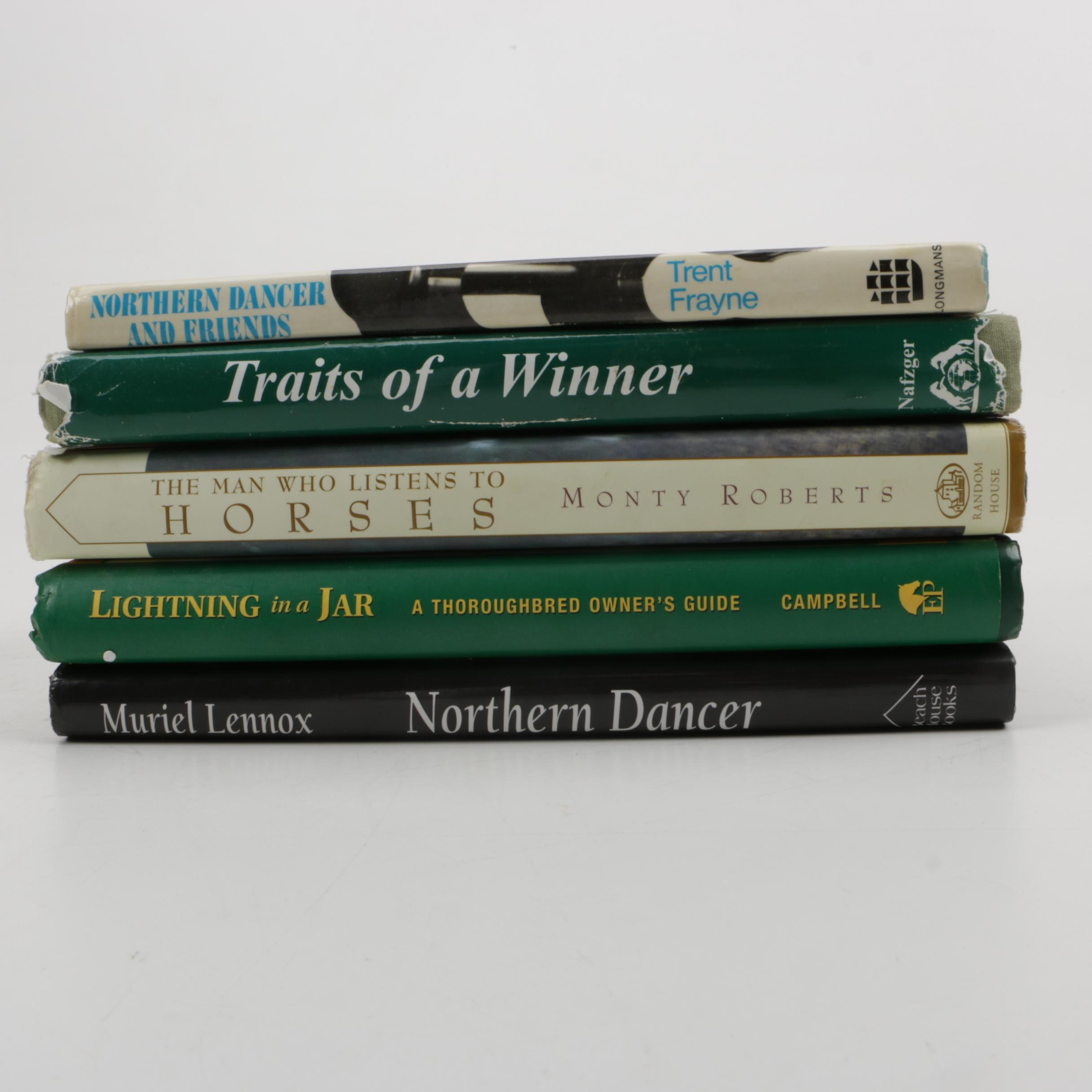 Five Books on Horses