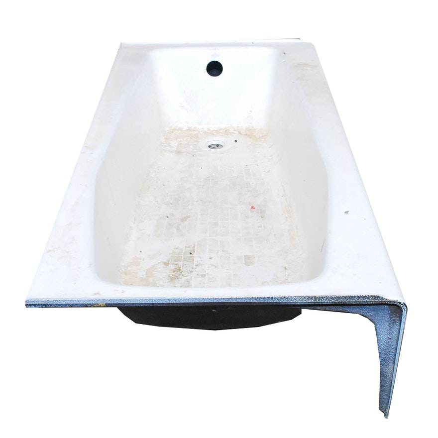 Kohler Cast Iron Bathtub Insert : EBTH