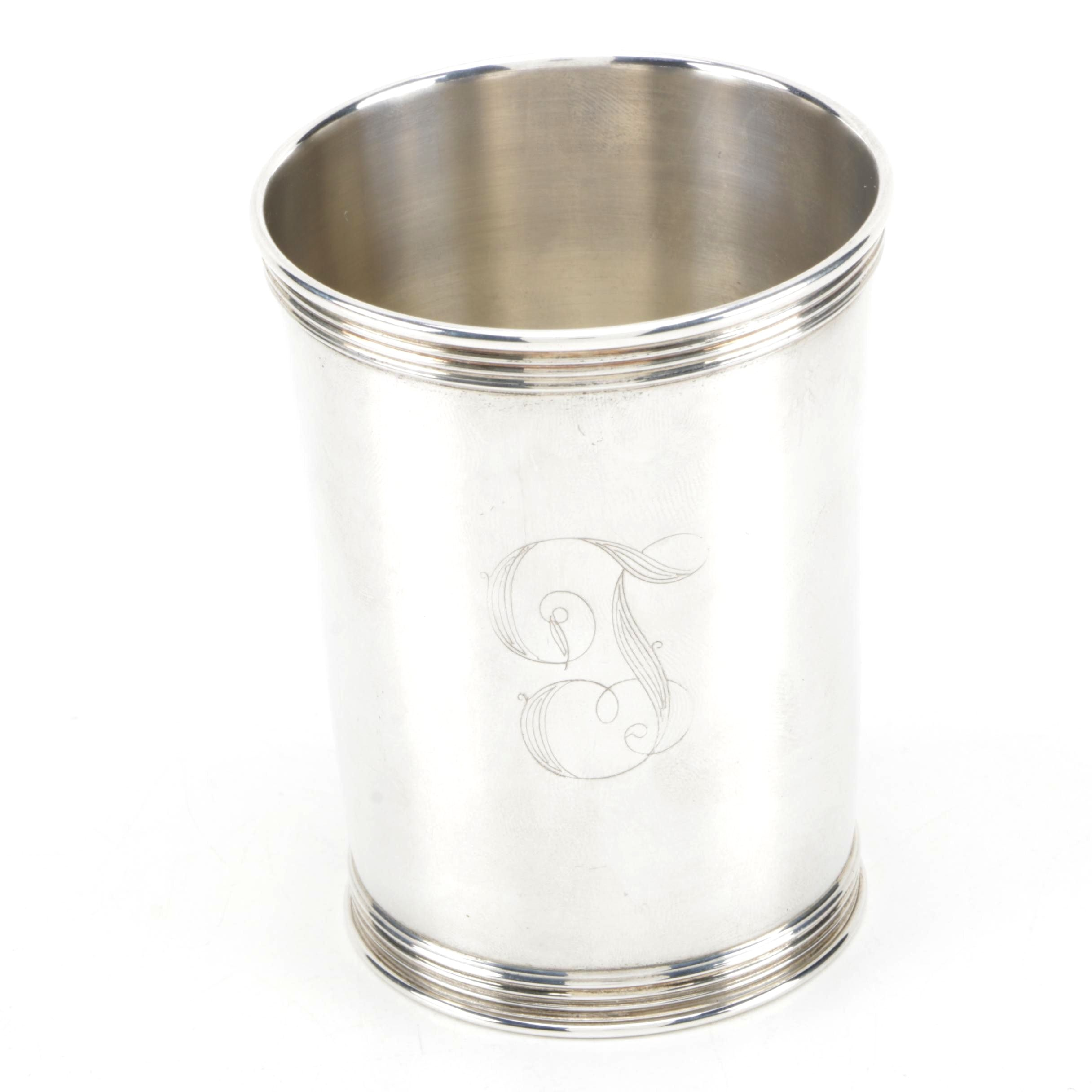 Manchester Silver Co. Sterling Silver Julep Cup