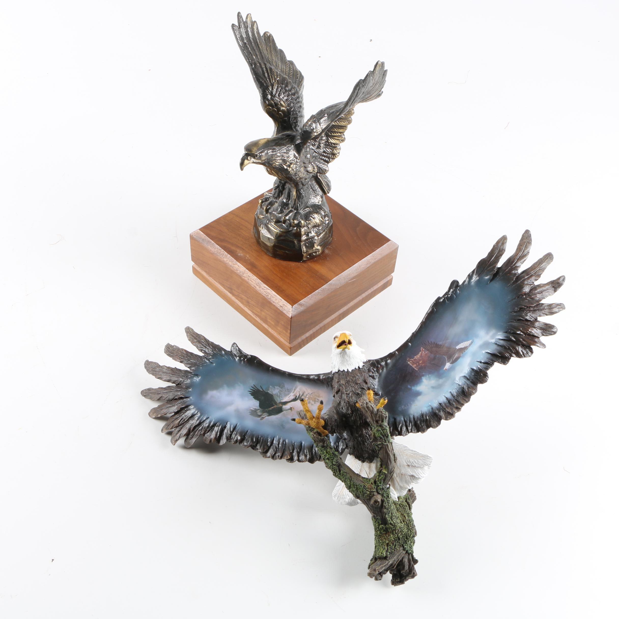Eagle Figurines