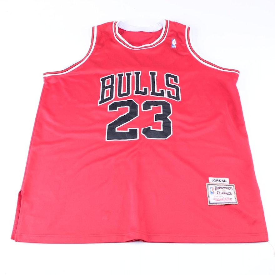 pretty nice 592e2 05dbe Limited Edition Michael Jordan Jersey