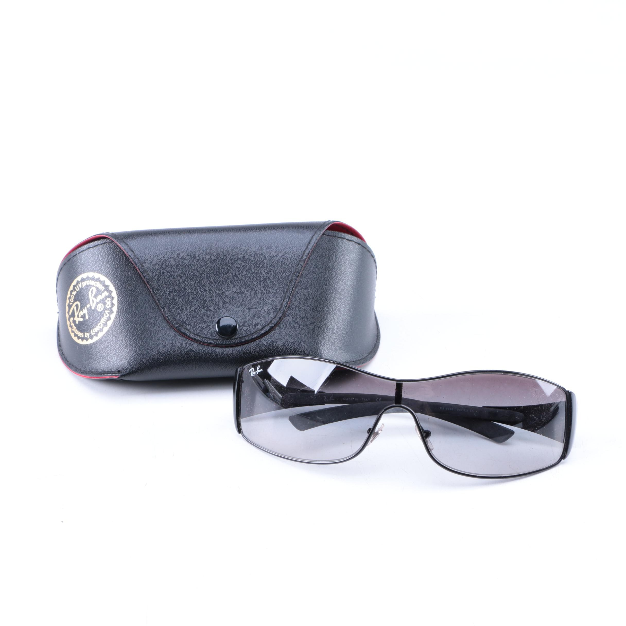 Women's Ray-Ban Sunglasses with Case