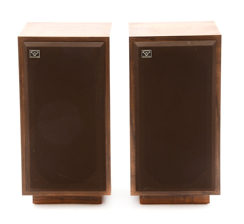 Carwin-Vega Digital Series D-3 Floor Speakers